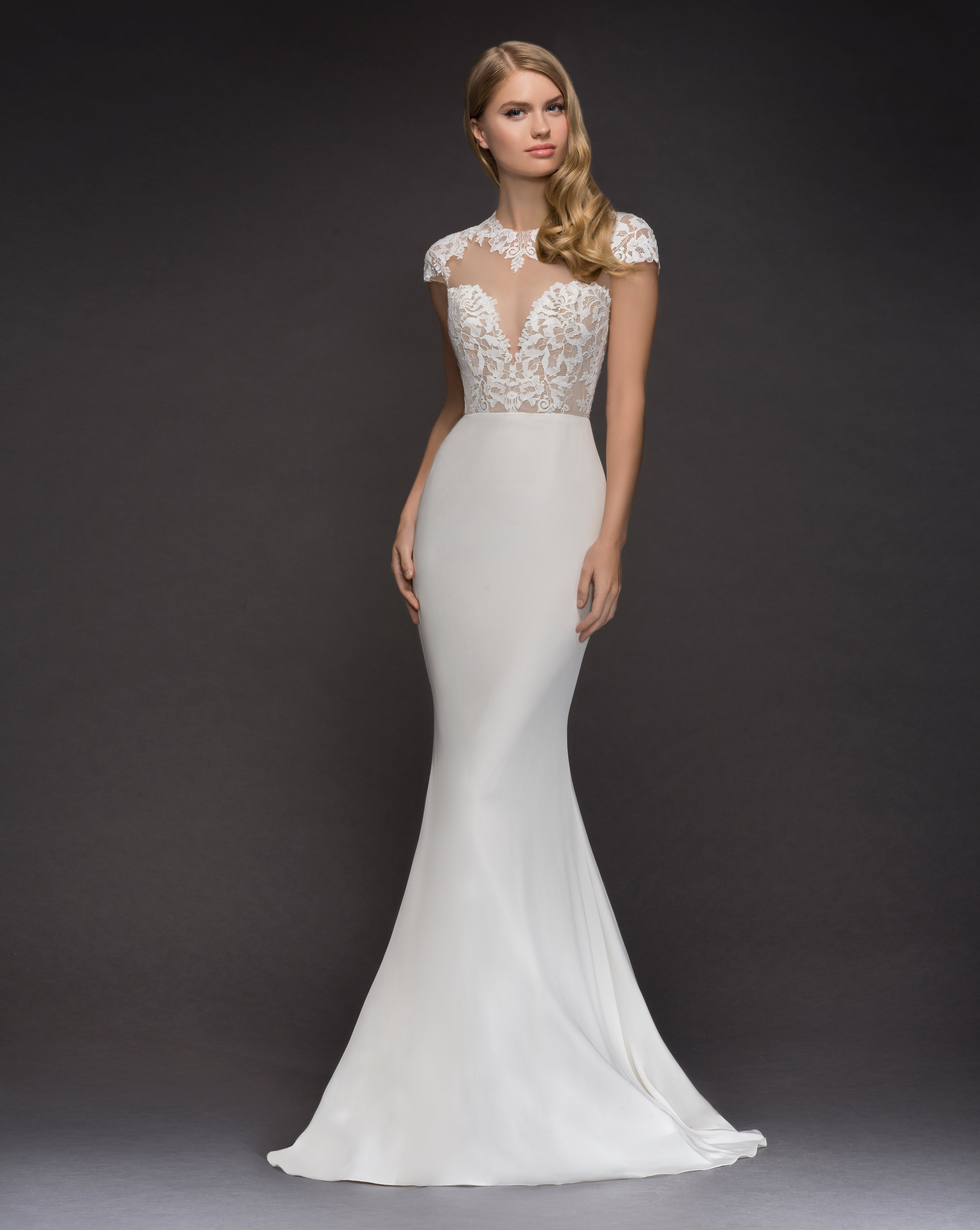 806859a6da43 Bridal Gowns and Wedding Dresses by JLM Couture - Style 1819 Daisy