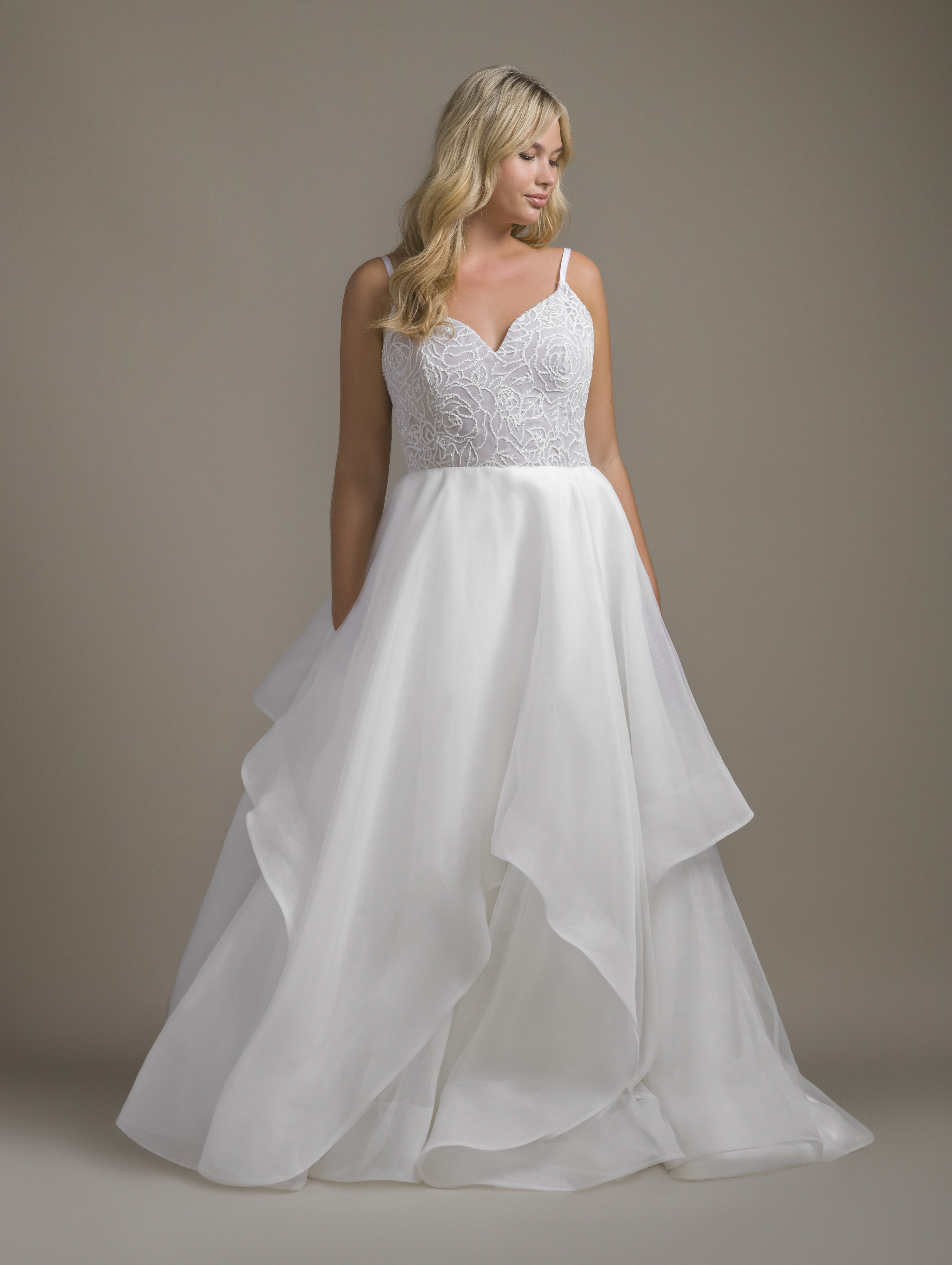 8a483cfcd9 Bridal Gowns and Wedding Dresses by JLM Couture - Style 1853 Perri