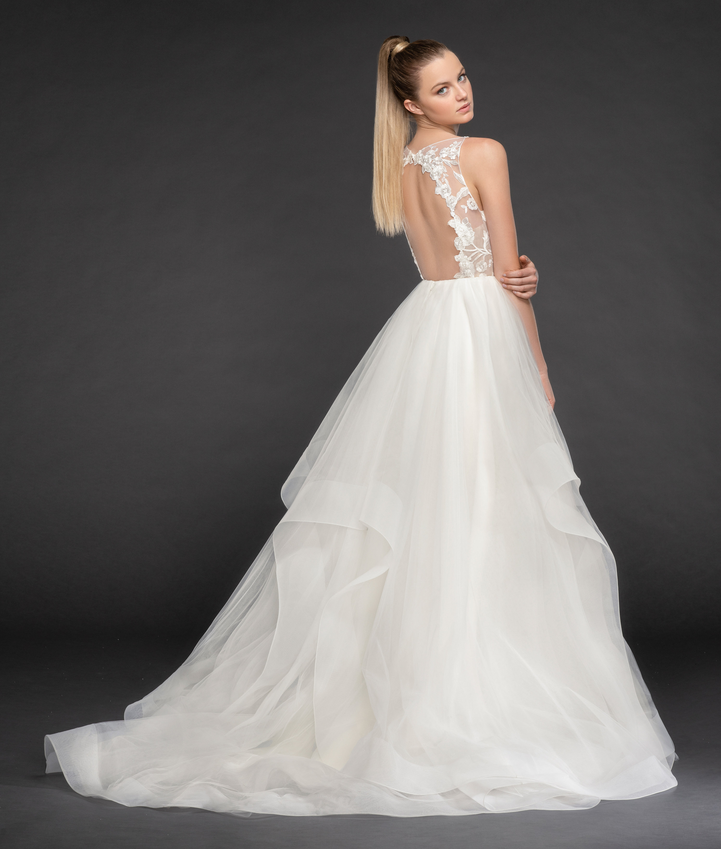 Bridal Gowns and Wedding Dresses by JLM Couture - Style 1855 Iris
