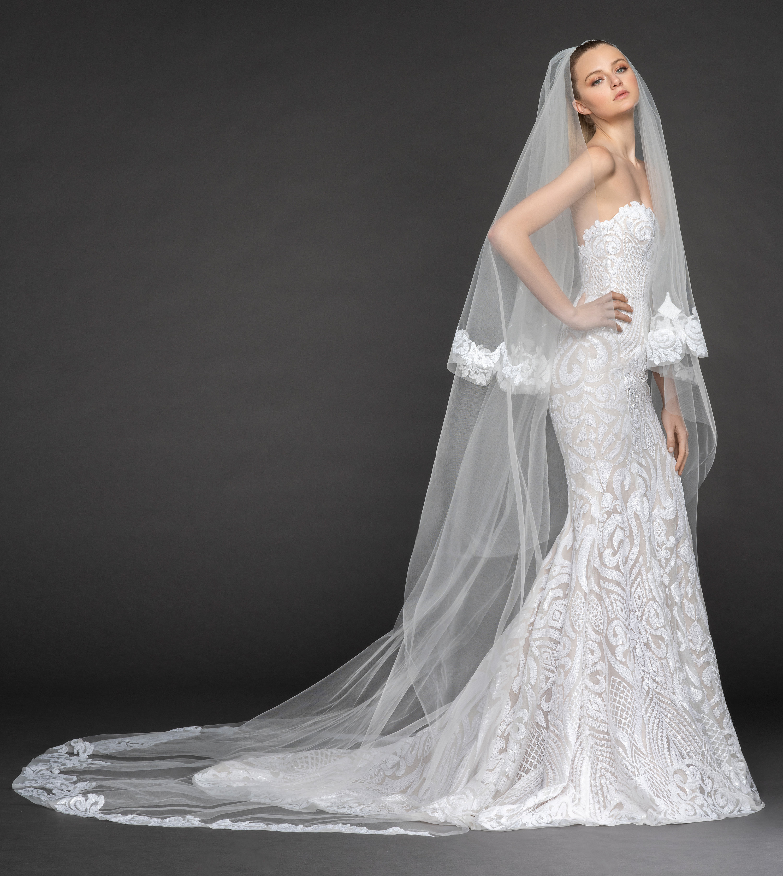 2c3de5519ed Bridal Gowns and Wedding Dresses by JLM Couture - Style 1858 Safyr