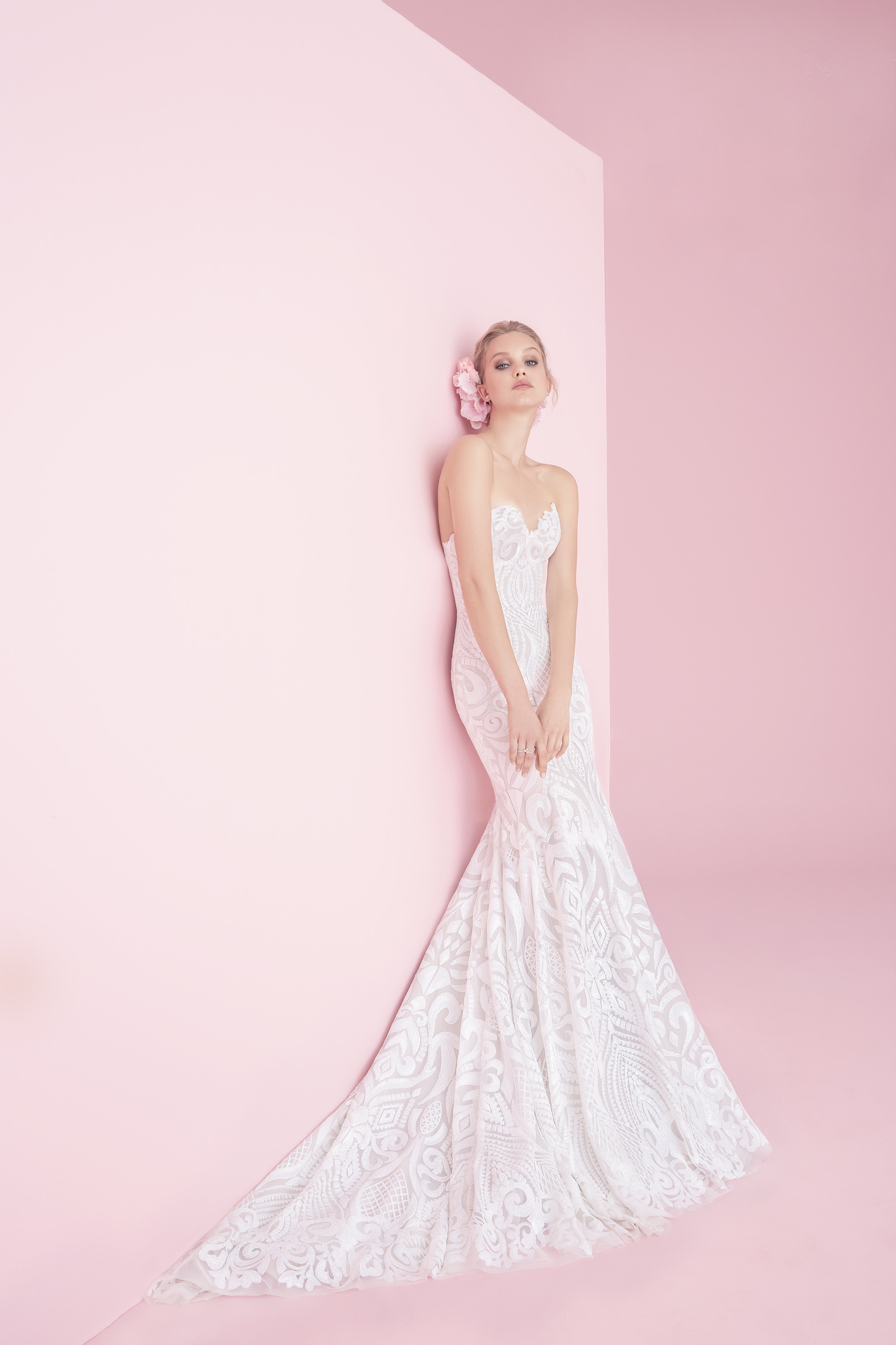 9876439a1aa Back to JLM Boutique · Blush by Hayley Paige Style 1858 Safyr Bridal Gown