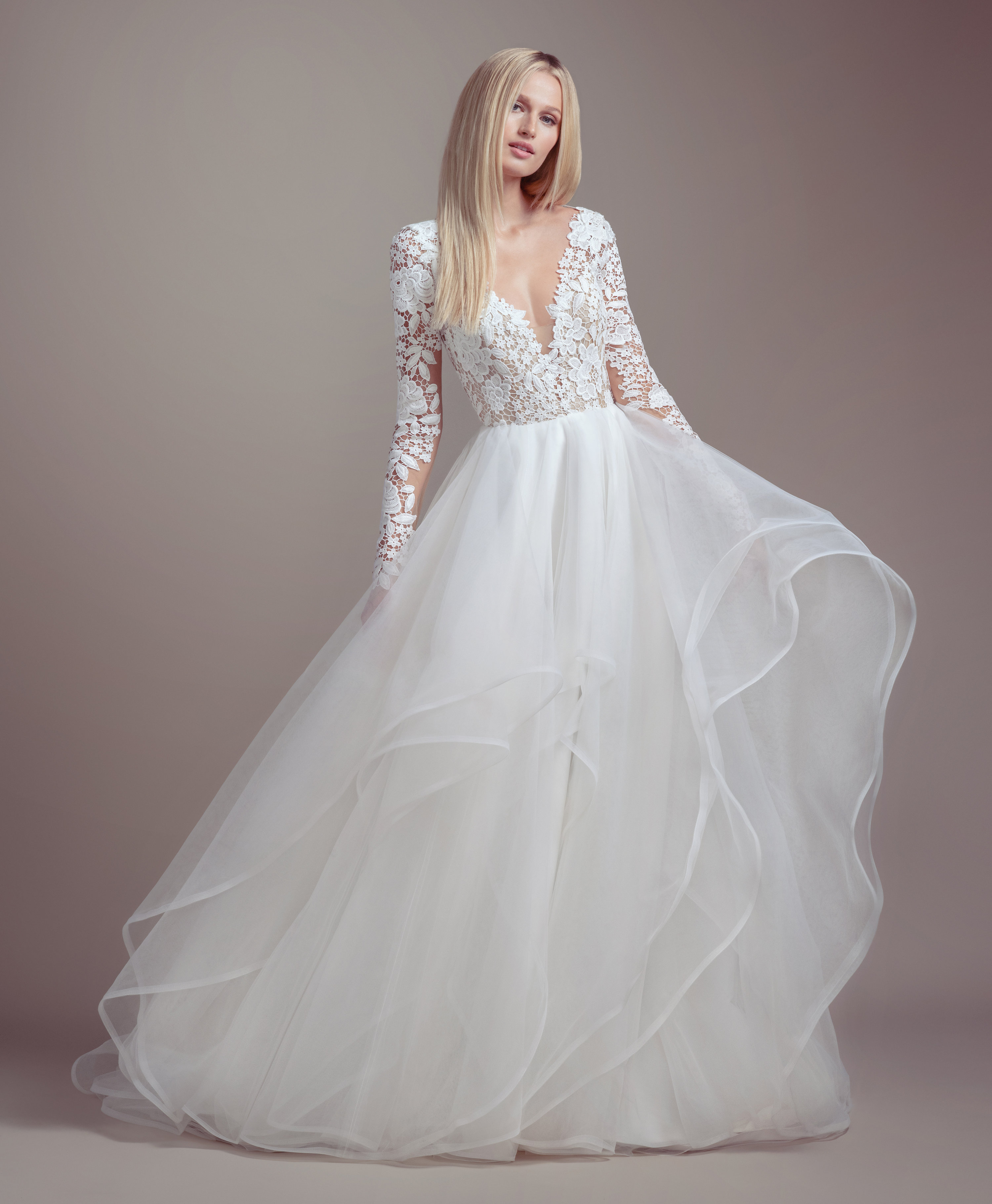 948ecc0945bf Bridal Gowns and Wedding Dresses by JLM Couture - Style 1907 Praise