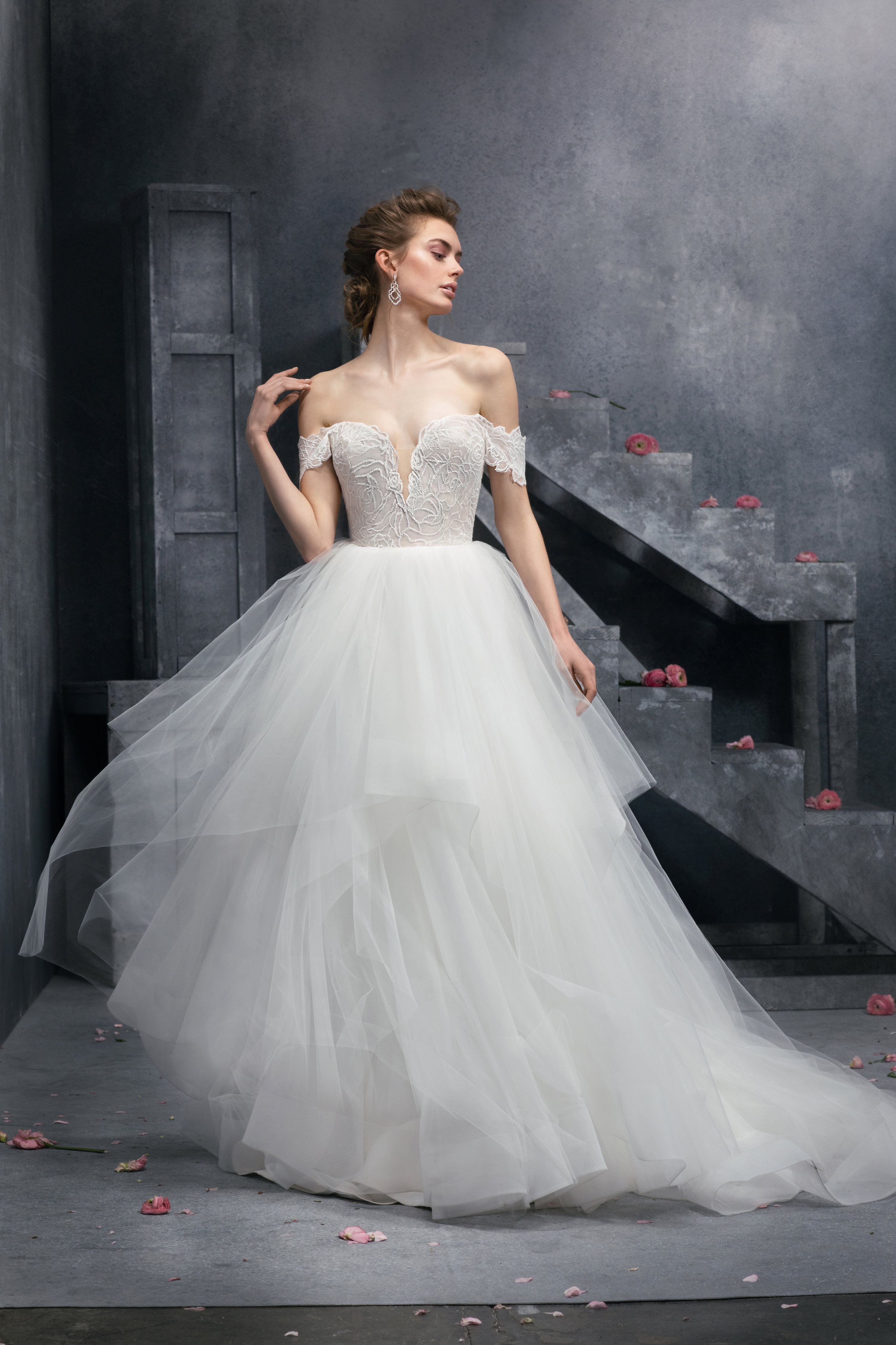 6cae1f7f4 Bridal Gowns and Wedding Dresses by JLM Couture - Style 1909 Charm
