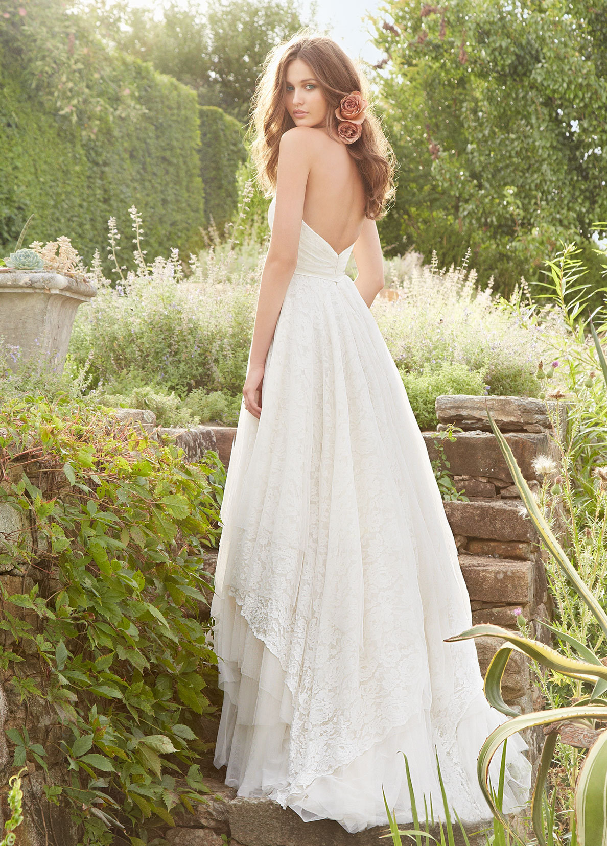 Bridal Gowns and Wedding Dresses by JLM Couture Style 1350