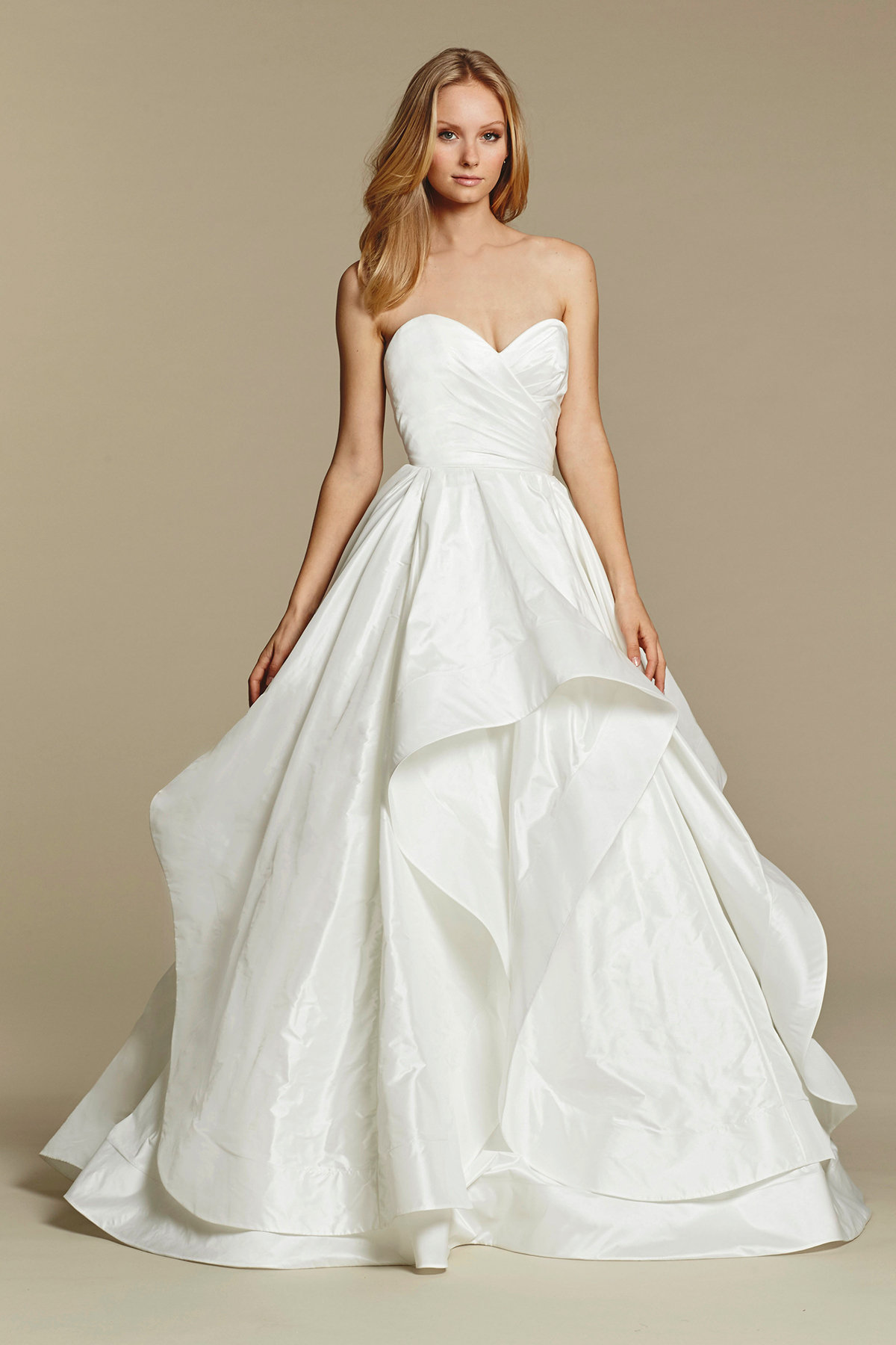Bridal gowns and wedding dresses by jlm couture style 1602 for Hayley paige wedding dresses