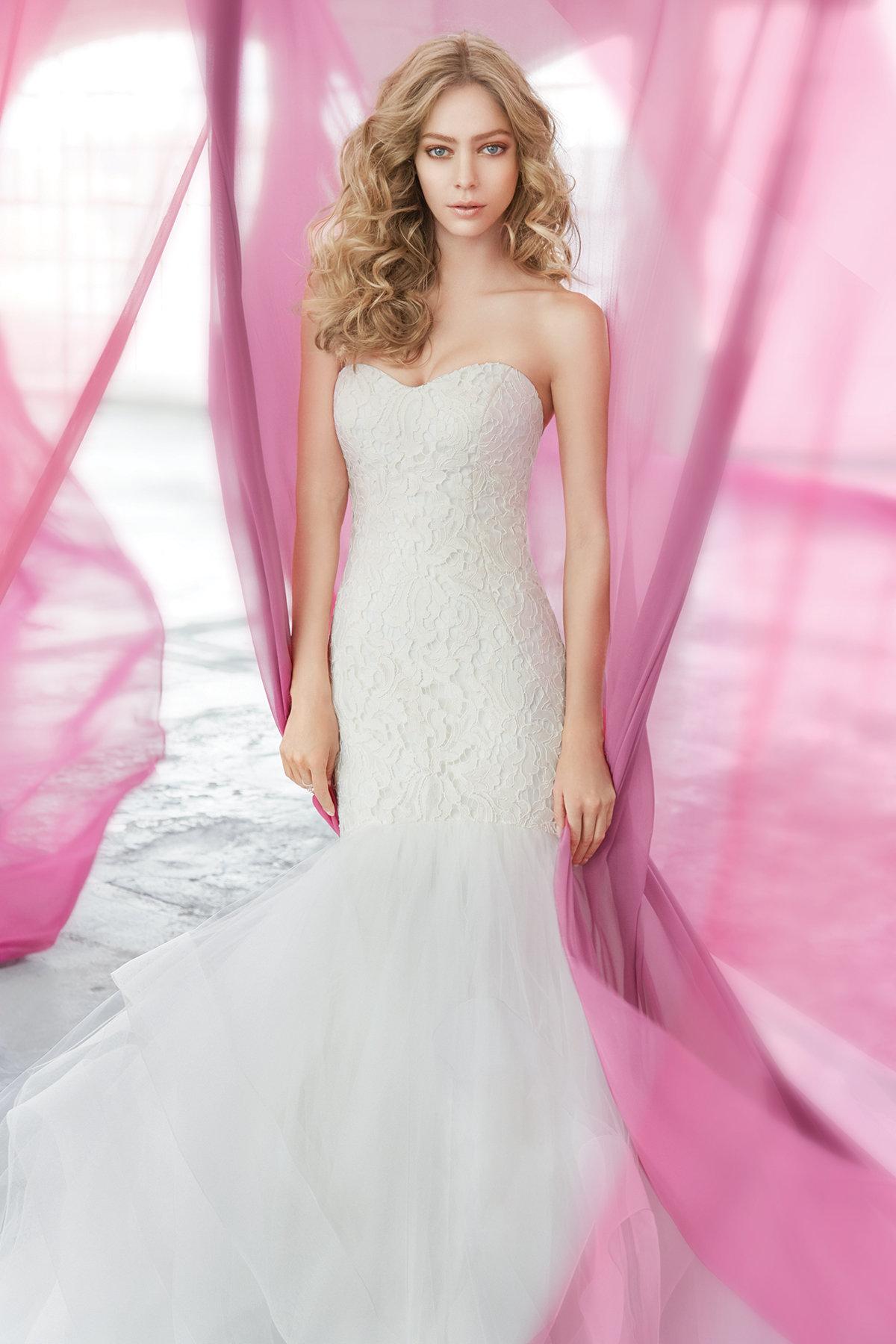 Perfecto Vestido De Novia Bella Swan Festooning - Colección de ...