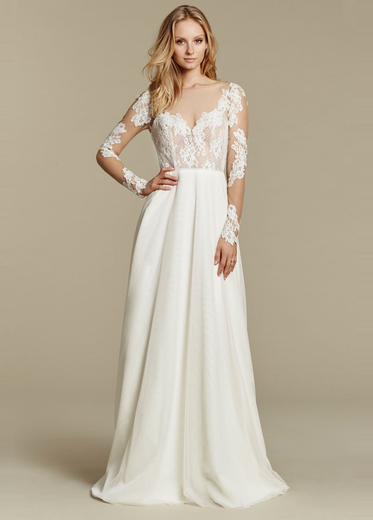 Bridal Gowns And Wedding Dresses By Jlm Couture Style 1604