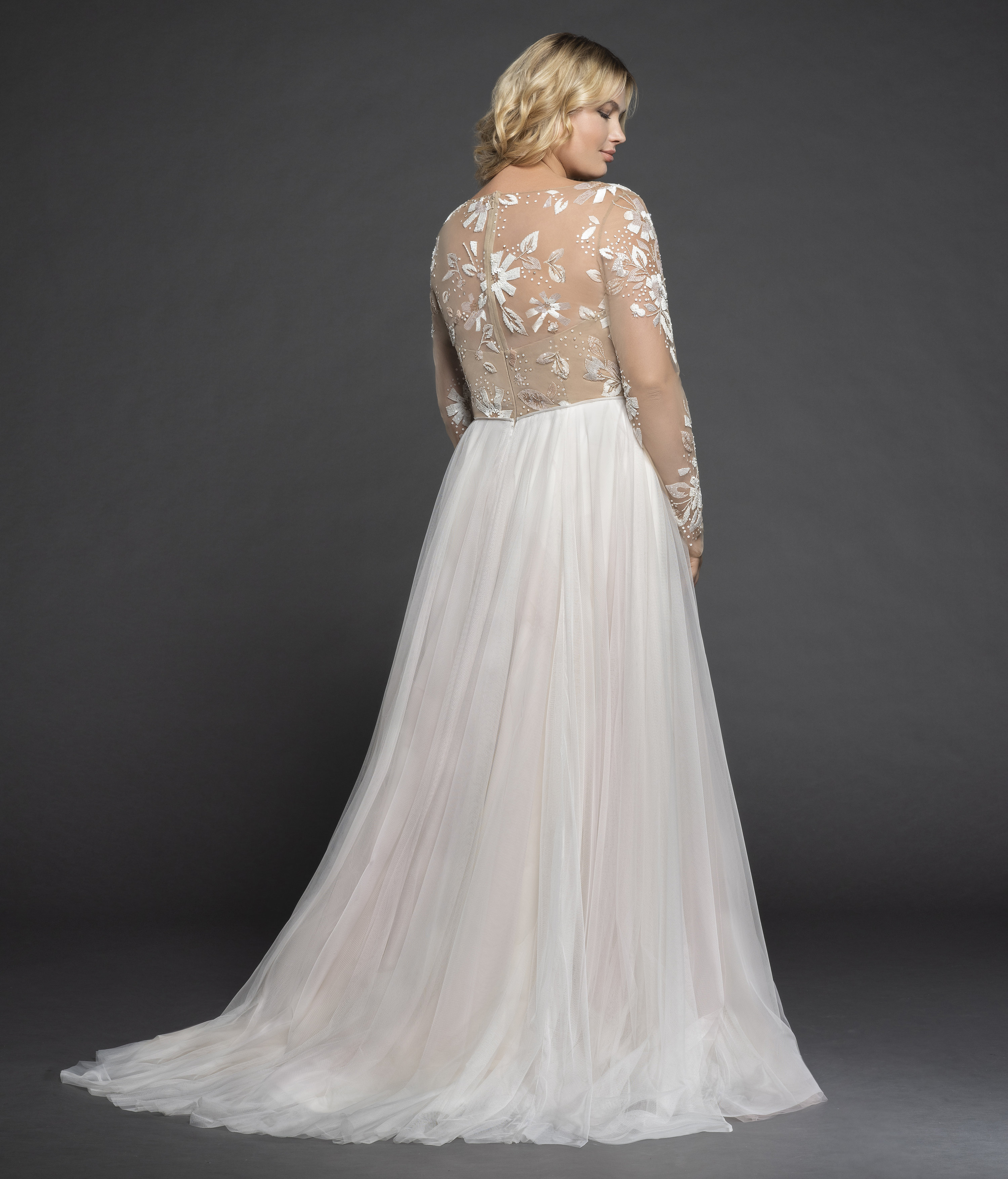 a96b8c954ec7e Bridal Gowns and Wedding Dresses by JLM Couture - Style 6553