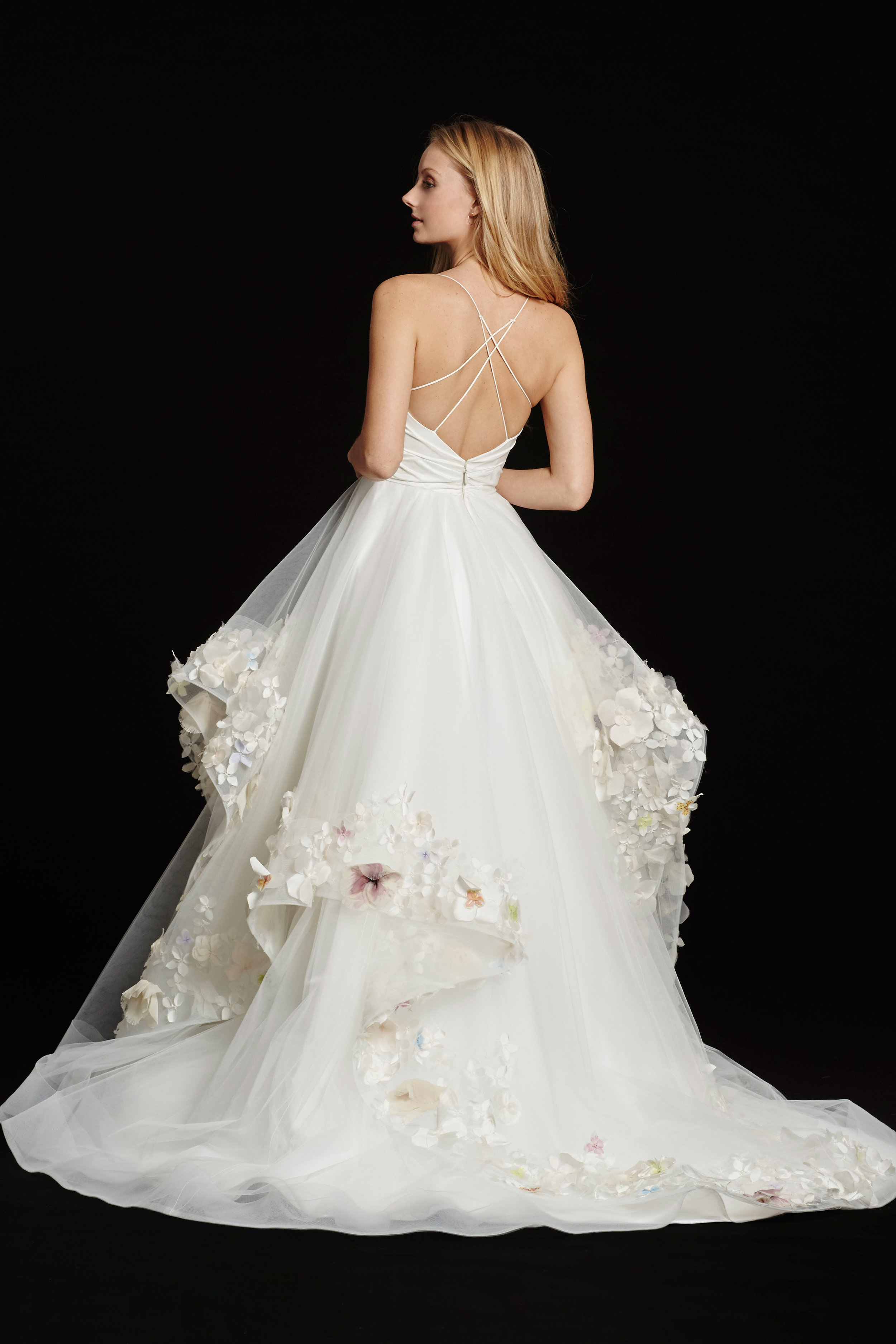 Hayley Paige Style 6601 Bridal Gown