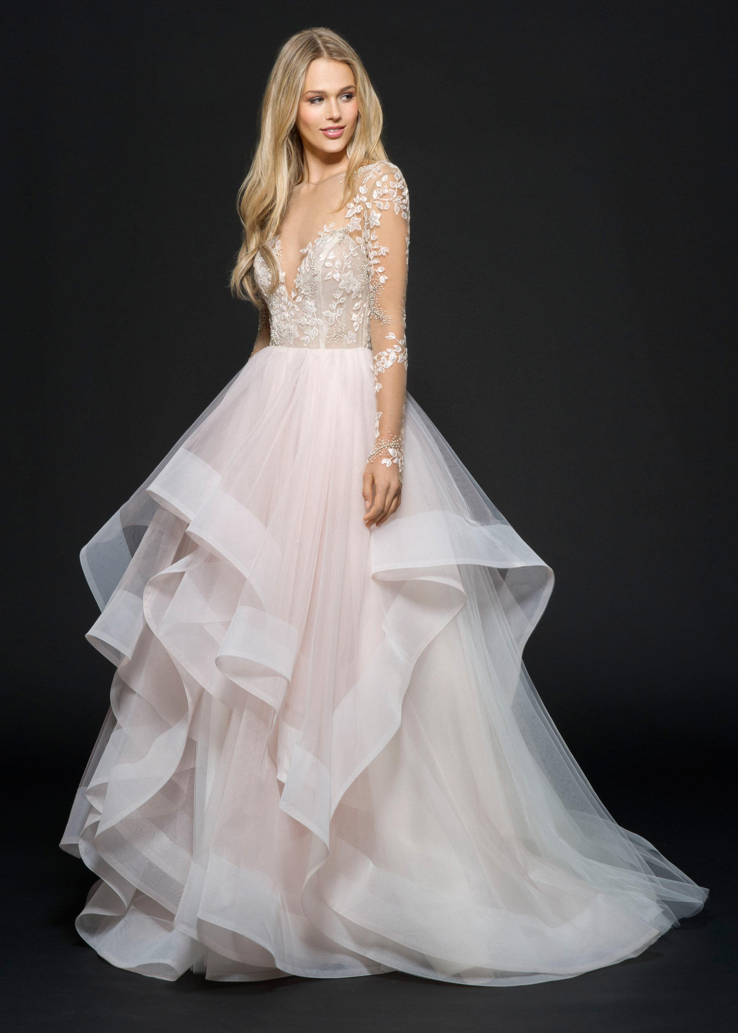 Hayley Paige Dresses