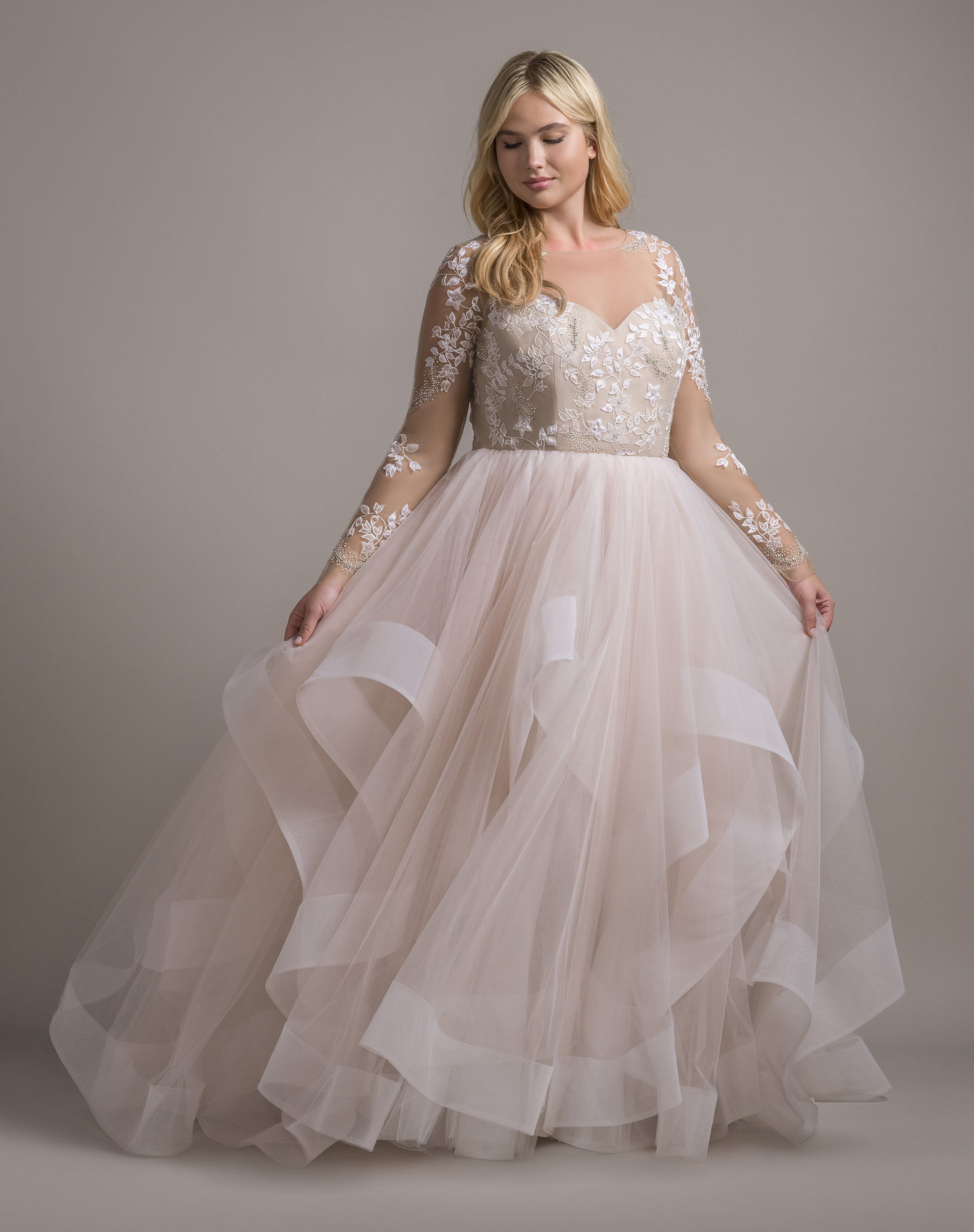 Bridal Gowns And Wedding Dresses By Jlm Couture Style 6654 Lorelei