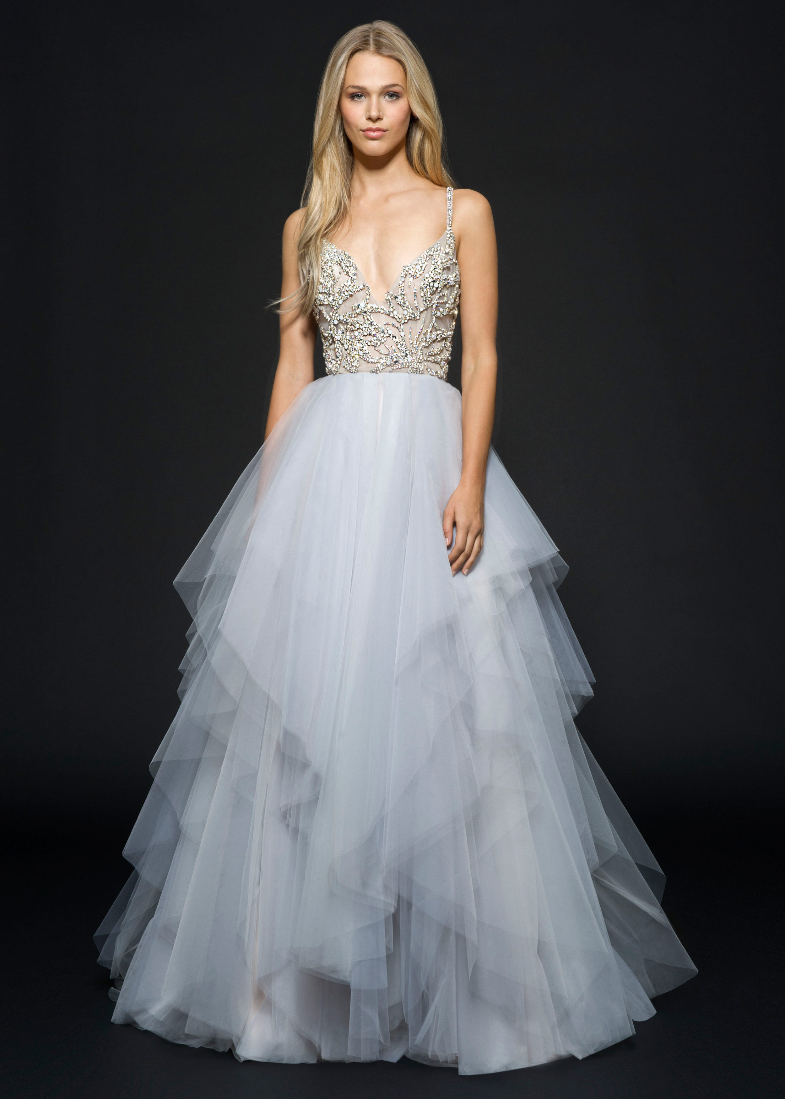 Bridal Gowns and Wedding Dresses by JLM Couture - Style 6656 Arlo
