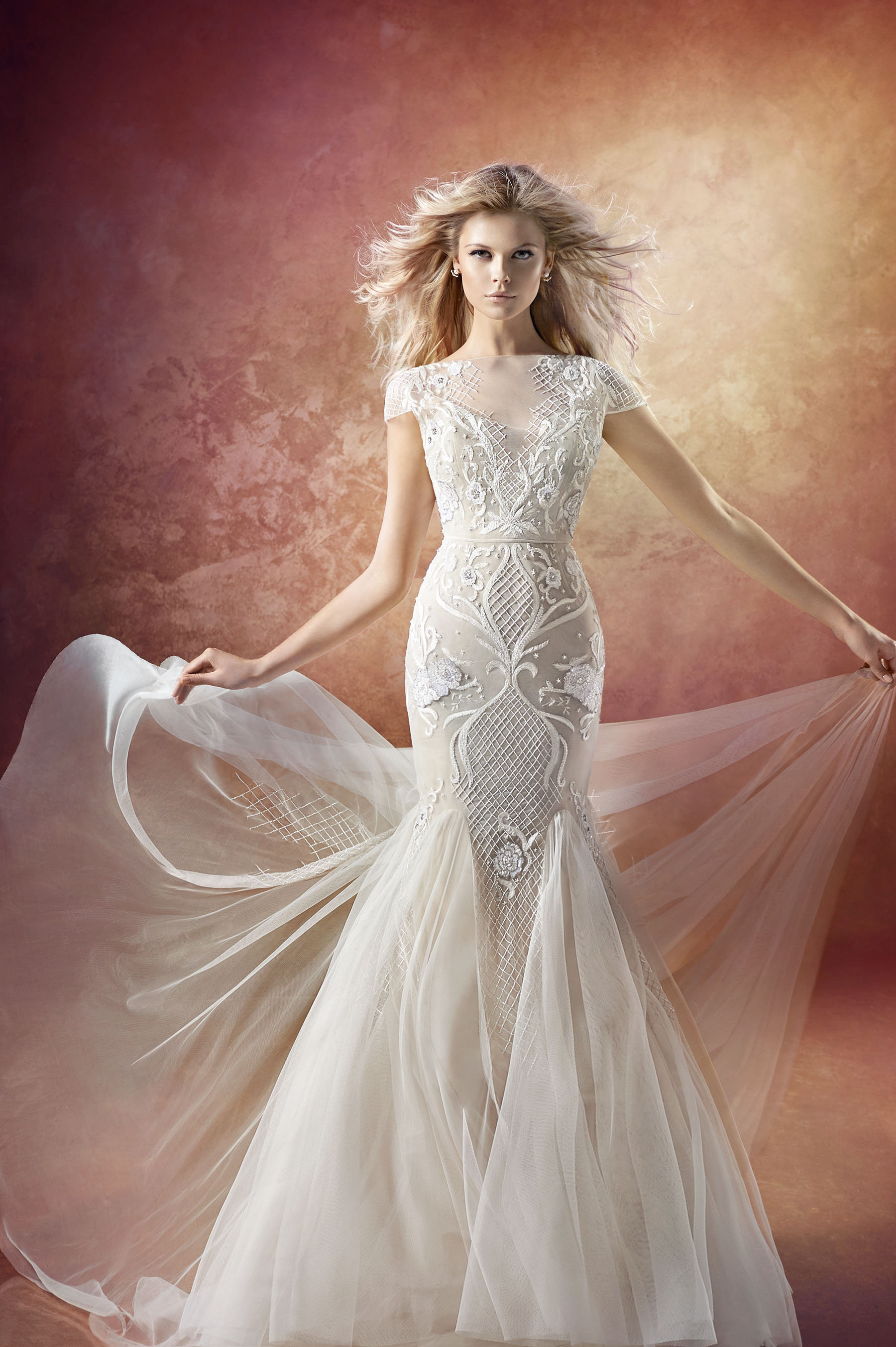 Bridal Gowns and Wedding Dresses by JLM Couture - Style 6657 Vionnet