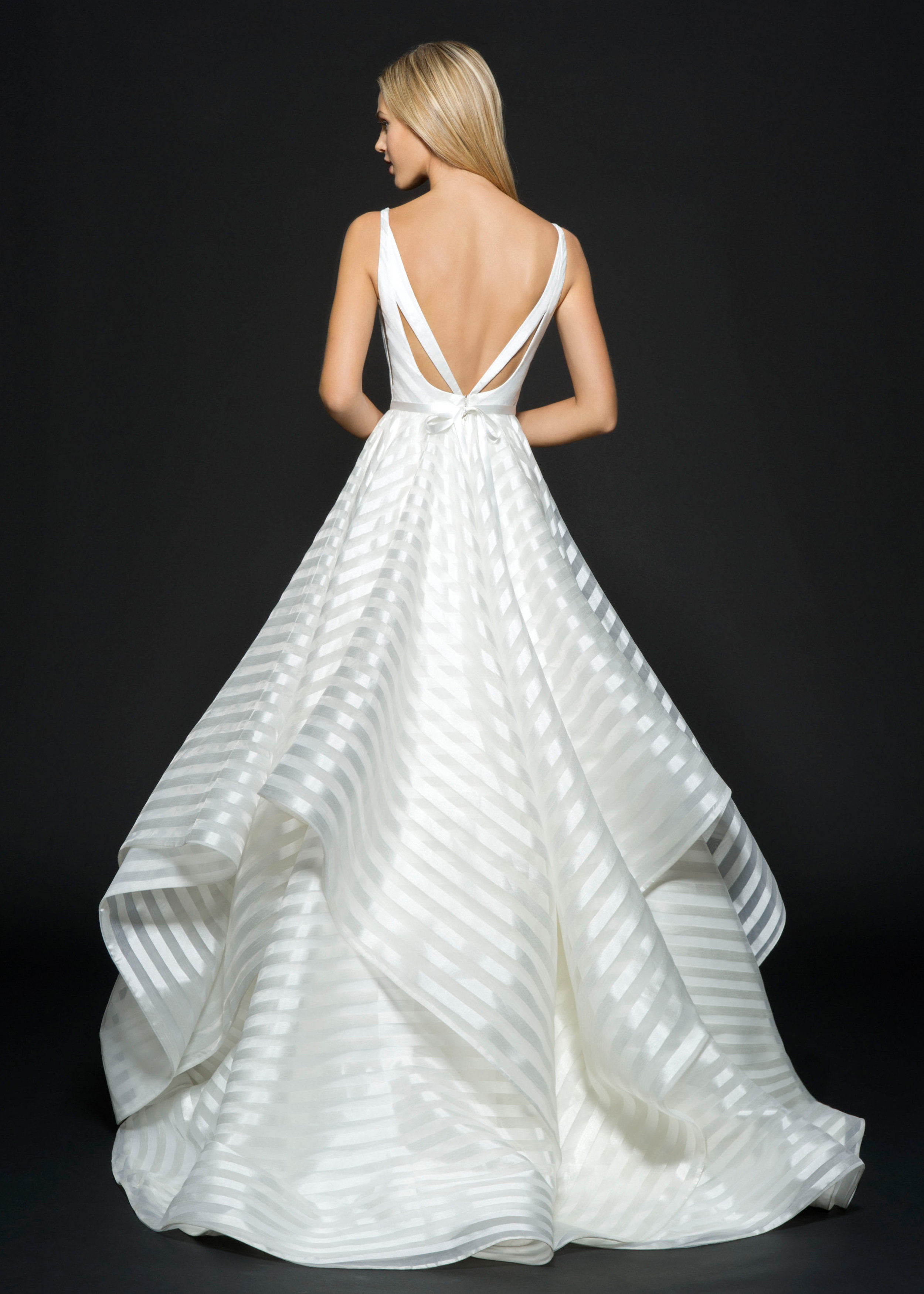Bridal Gowns and Wedding Dresses by JLM Couture - Style 6661 Decklyn