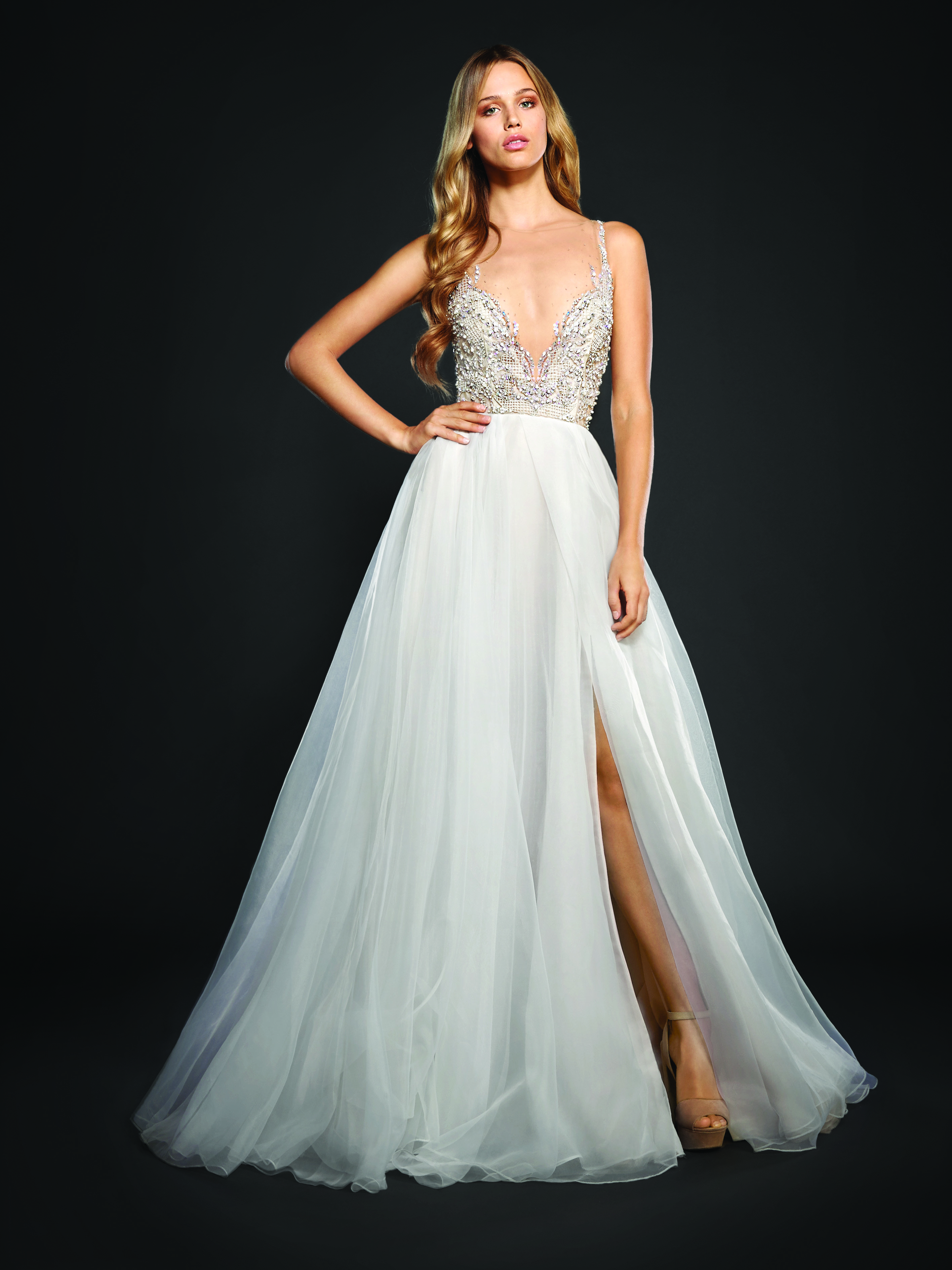 Bridal Gowns and Wedding Dresses by JLM Couture - Style 6701 Kenny