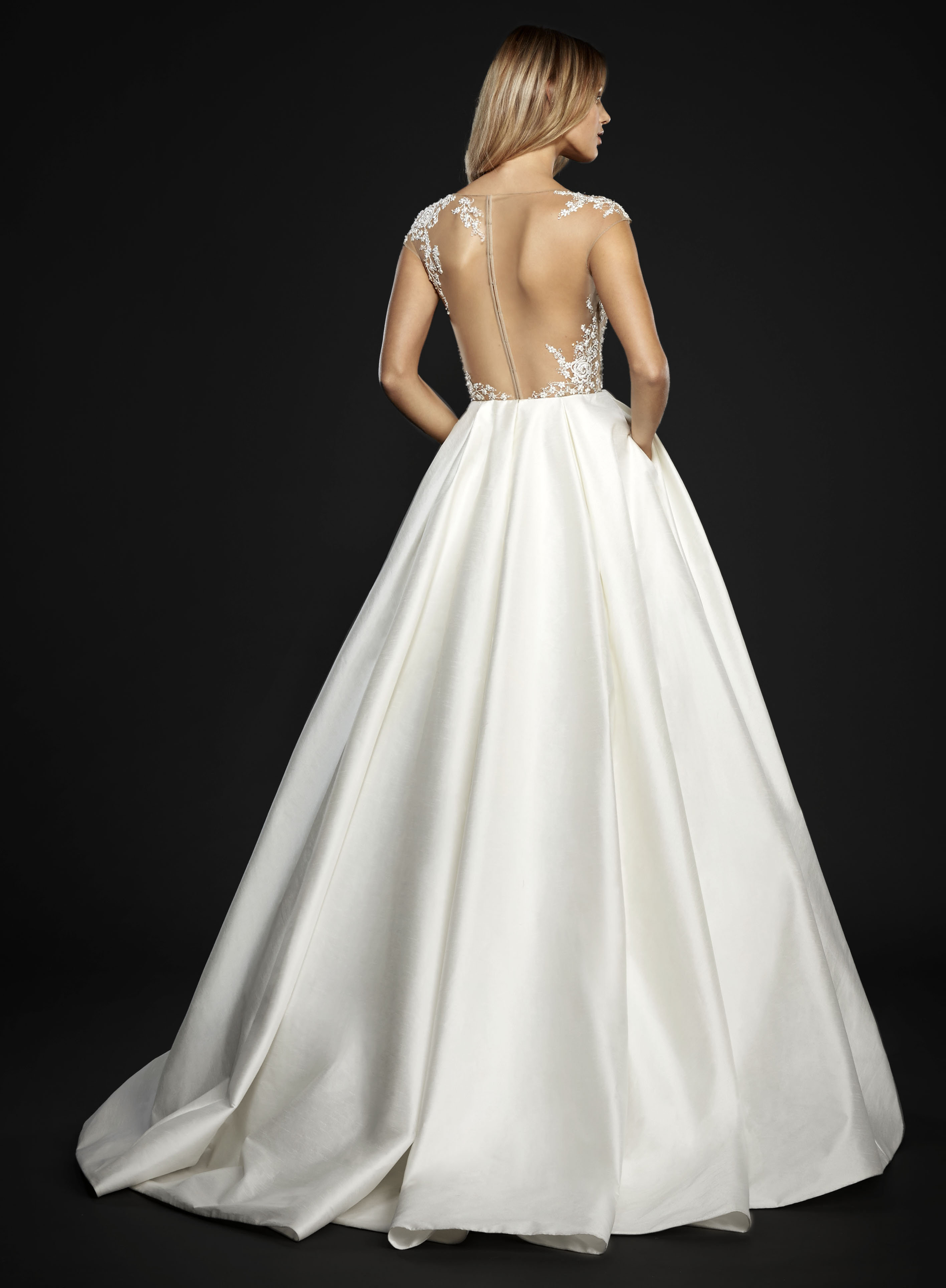 Bridal Gowns and Wedding Dresses by JLM Couture - Style 6705 Chandler
