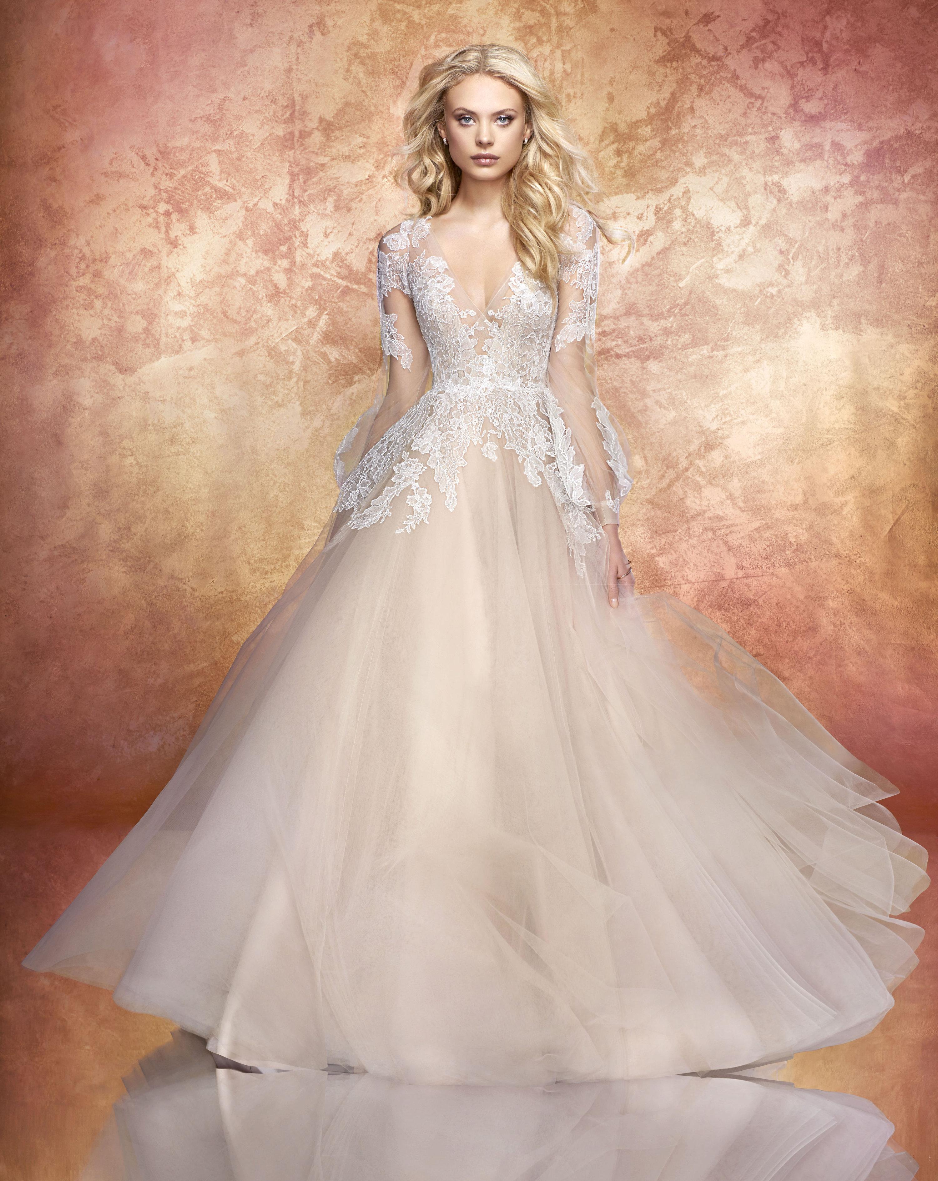 Hayley Paige Style 6707 Winnie Bridal Gown