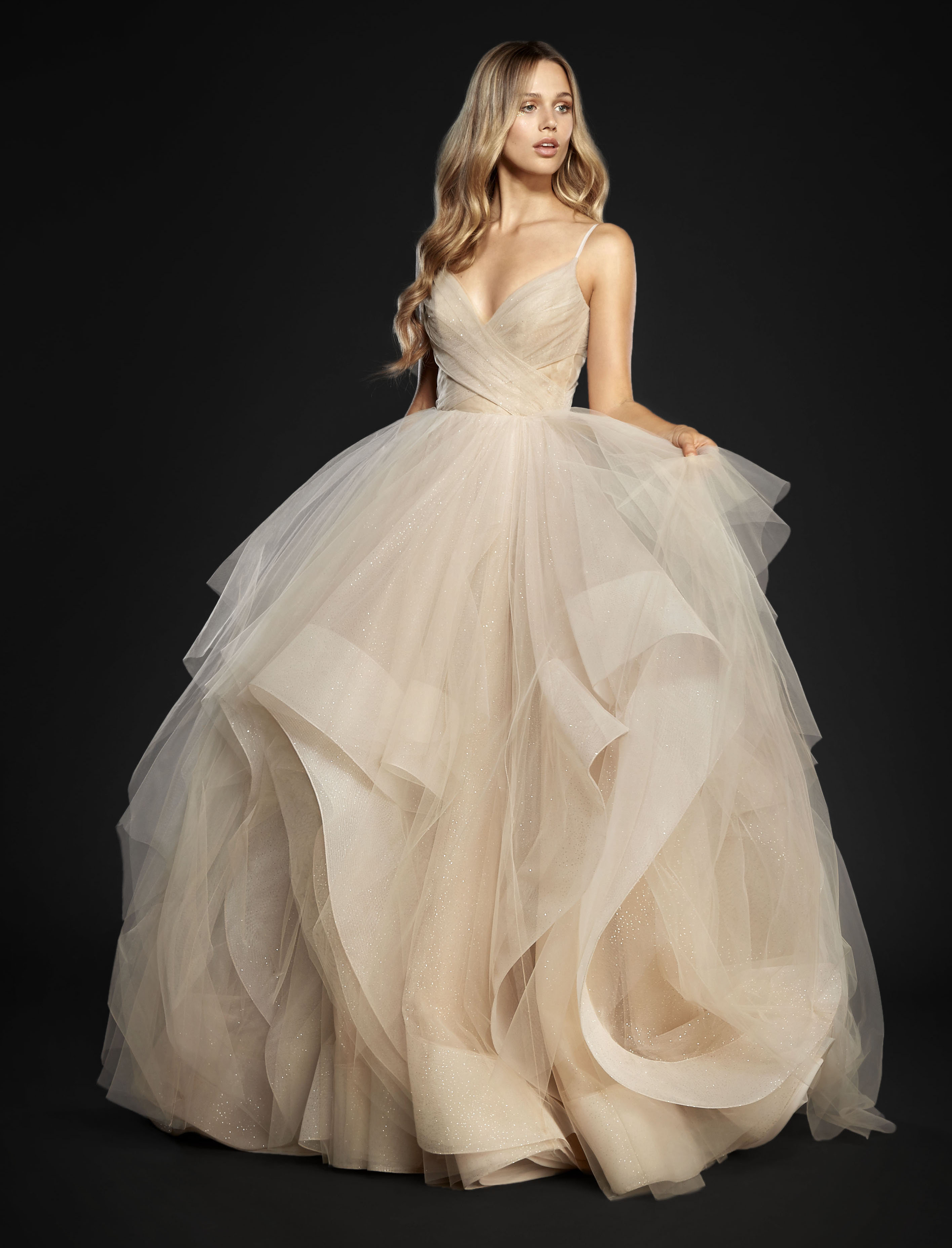 Bridal gowns and wedding dresses by jlm couture style 6709 chandon style 6709 chandon lookbook front ombrellifo Choice Image