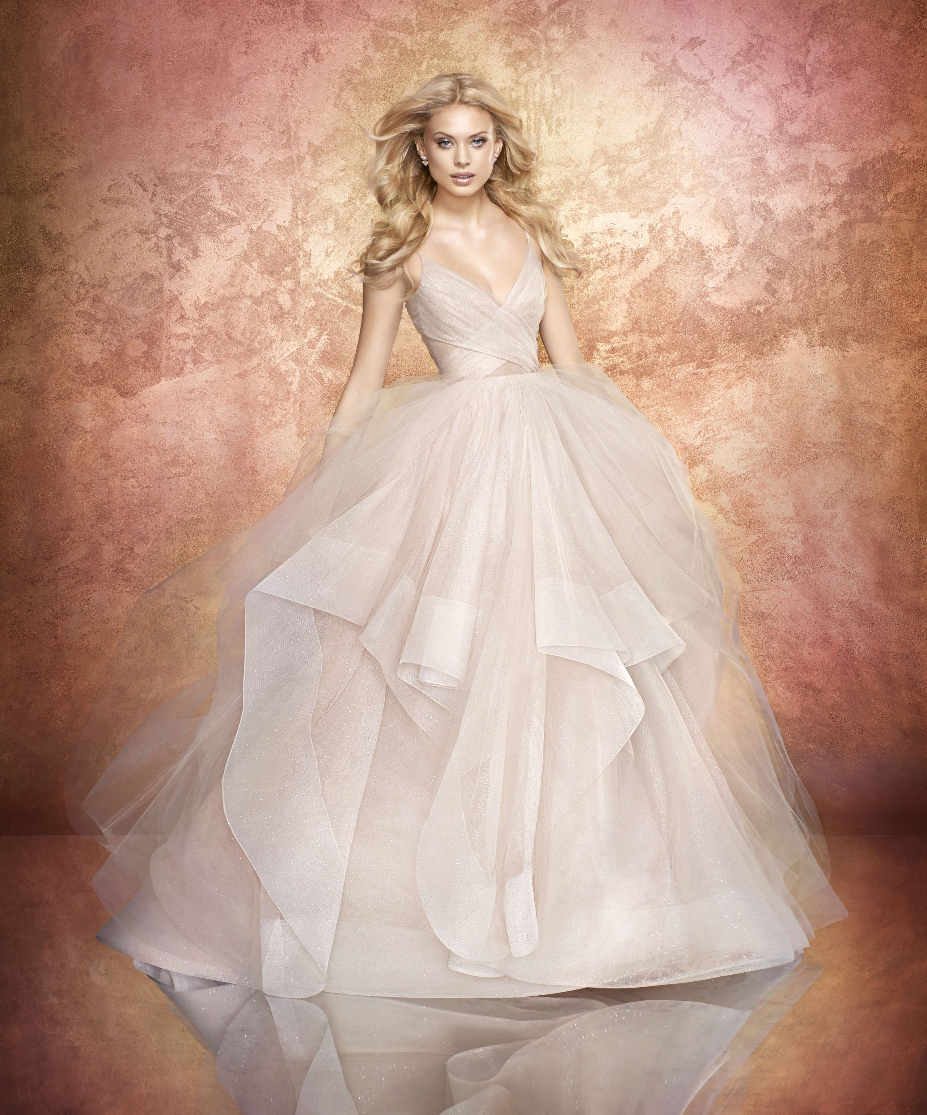 Hayley Paige Style 6709 Chandon Bridal Gown