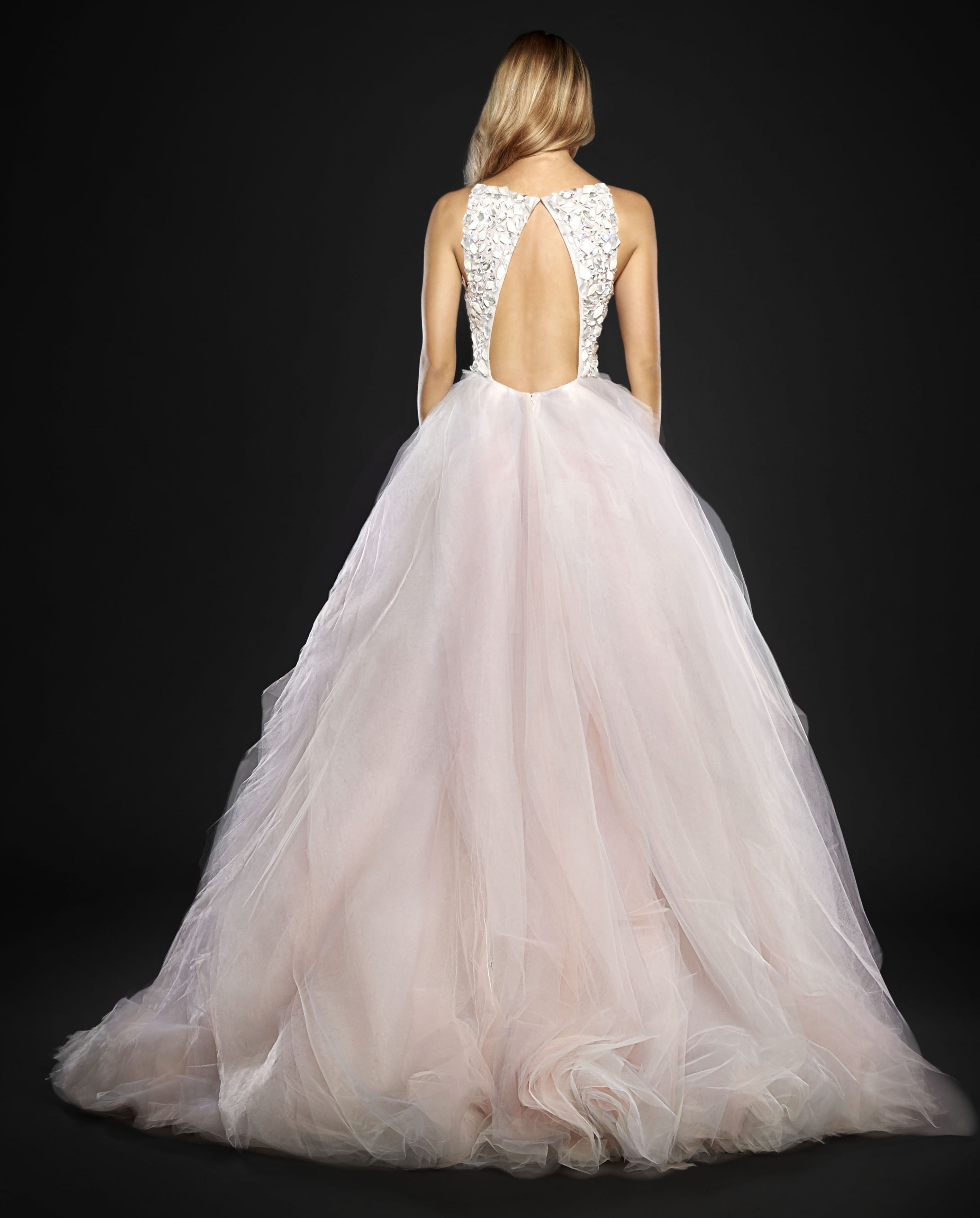 Bridal Gowns and Wedding Dresses by JLM Couture - Style 6712 Jem