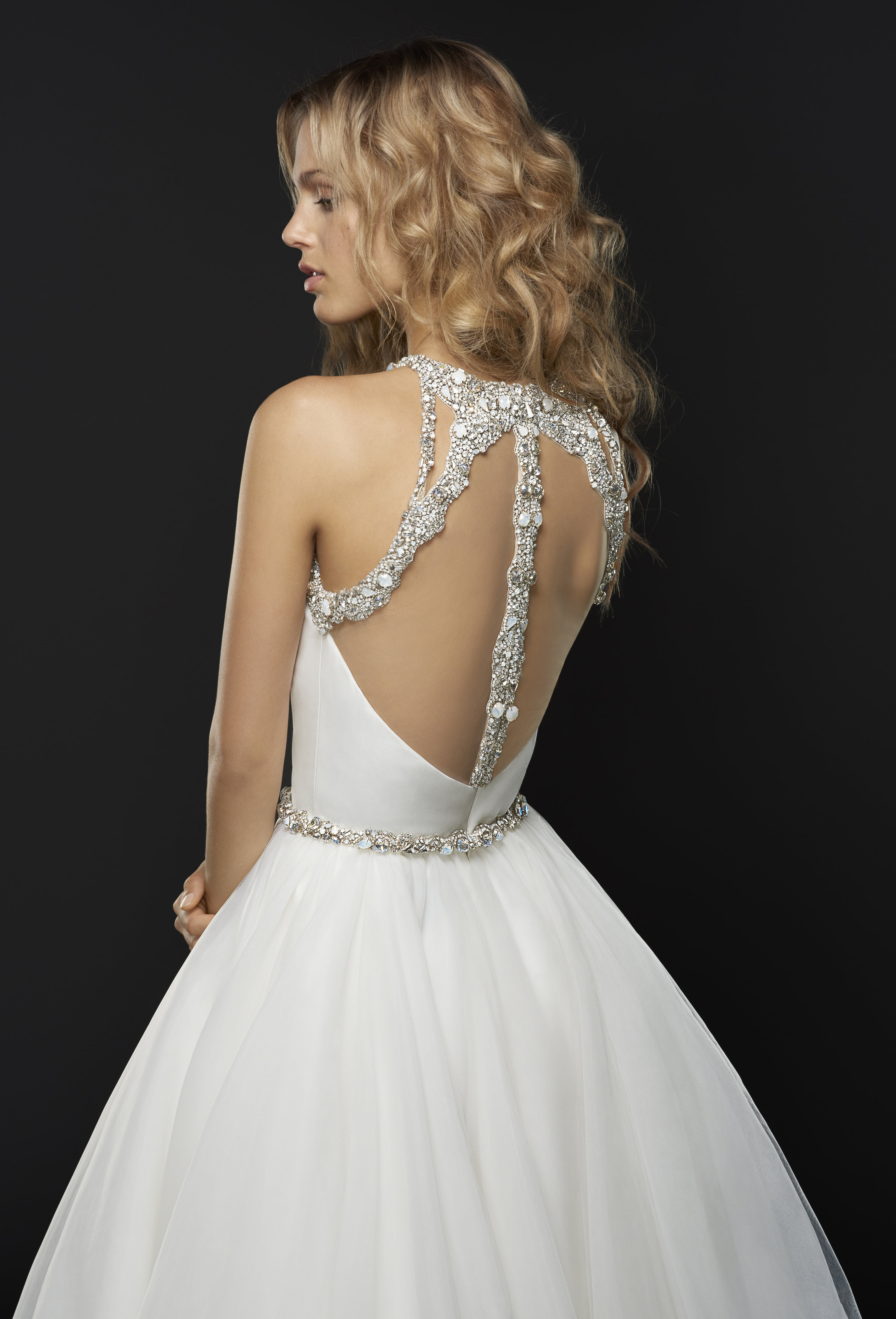 Bridal Gowns and Wedding Dresses by JLM Couture - Style 6750 Sloane
