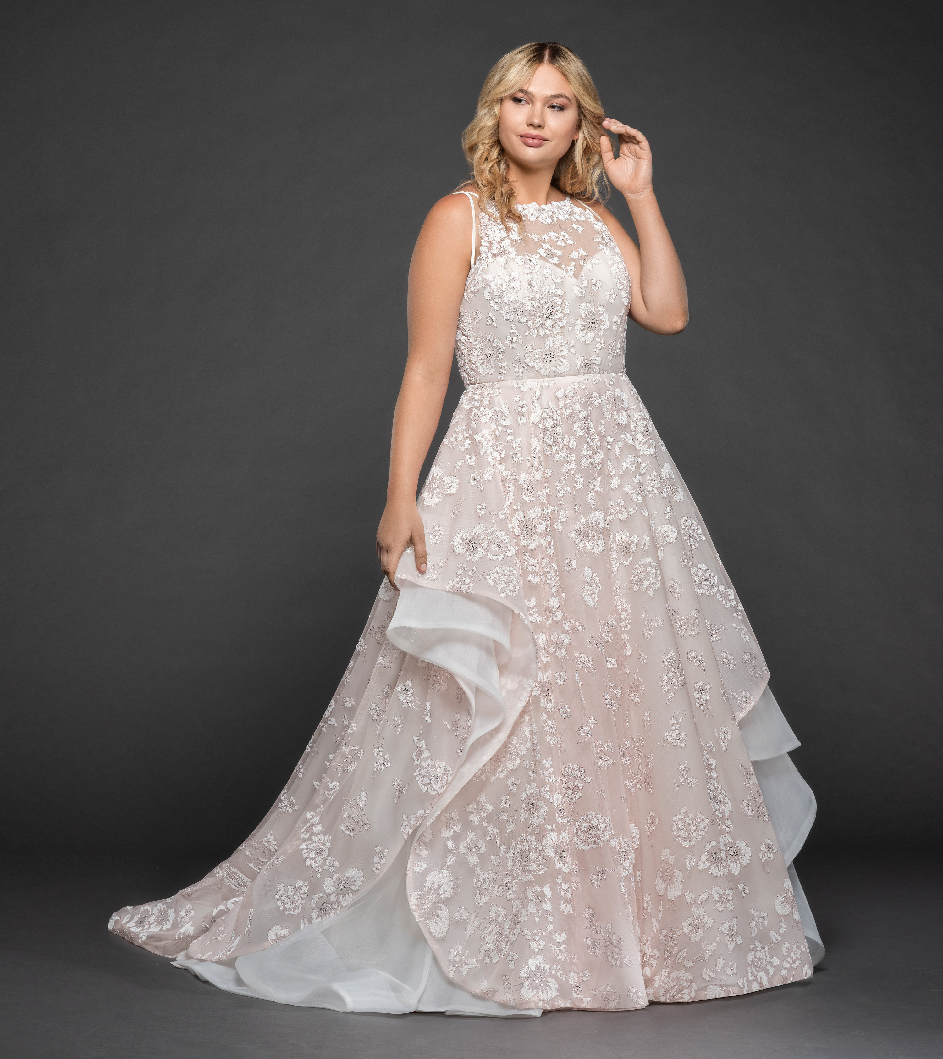 Bridal Gowns And Wedding Dresses By Jlm Couture Style 6755 Reagan