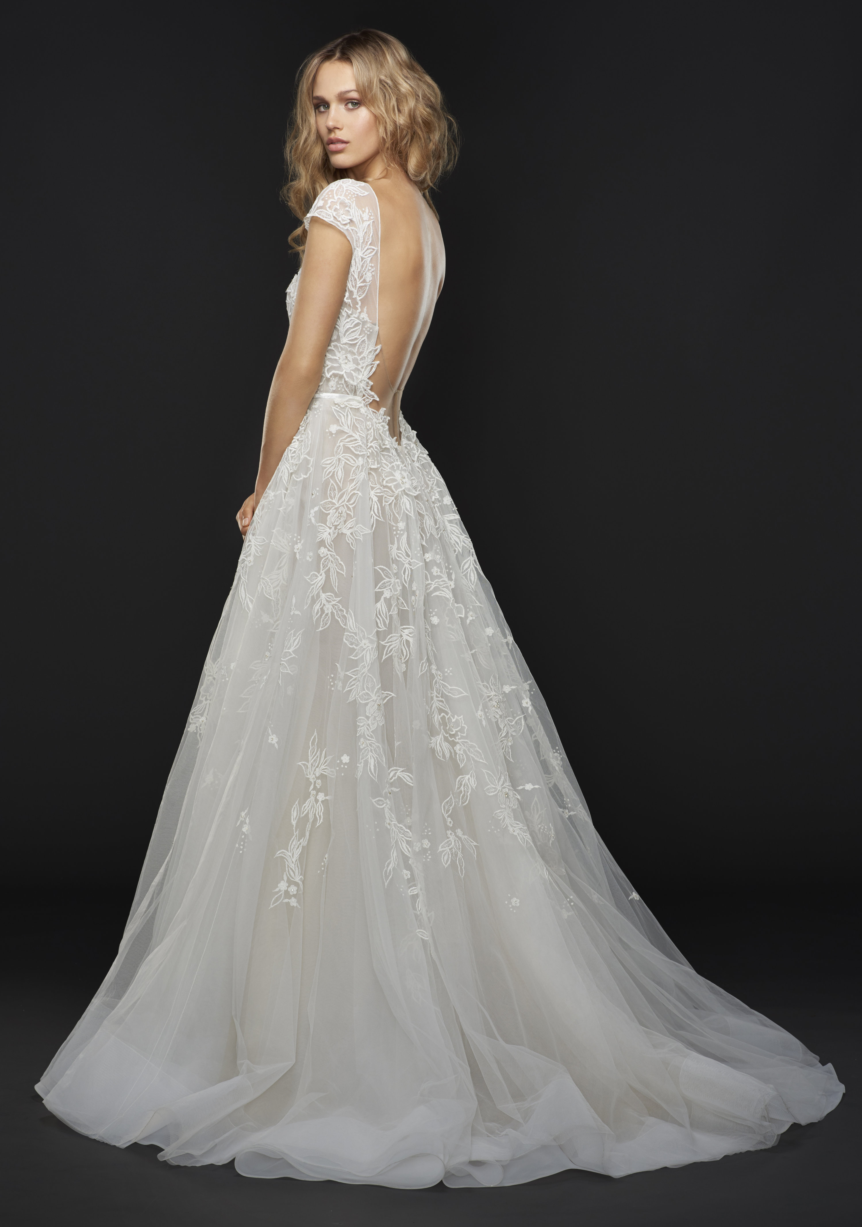 Bridal Gowns and Wedding Dresses by JLM Couture - Style 6757 Vaughn