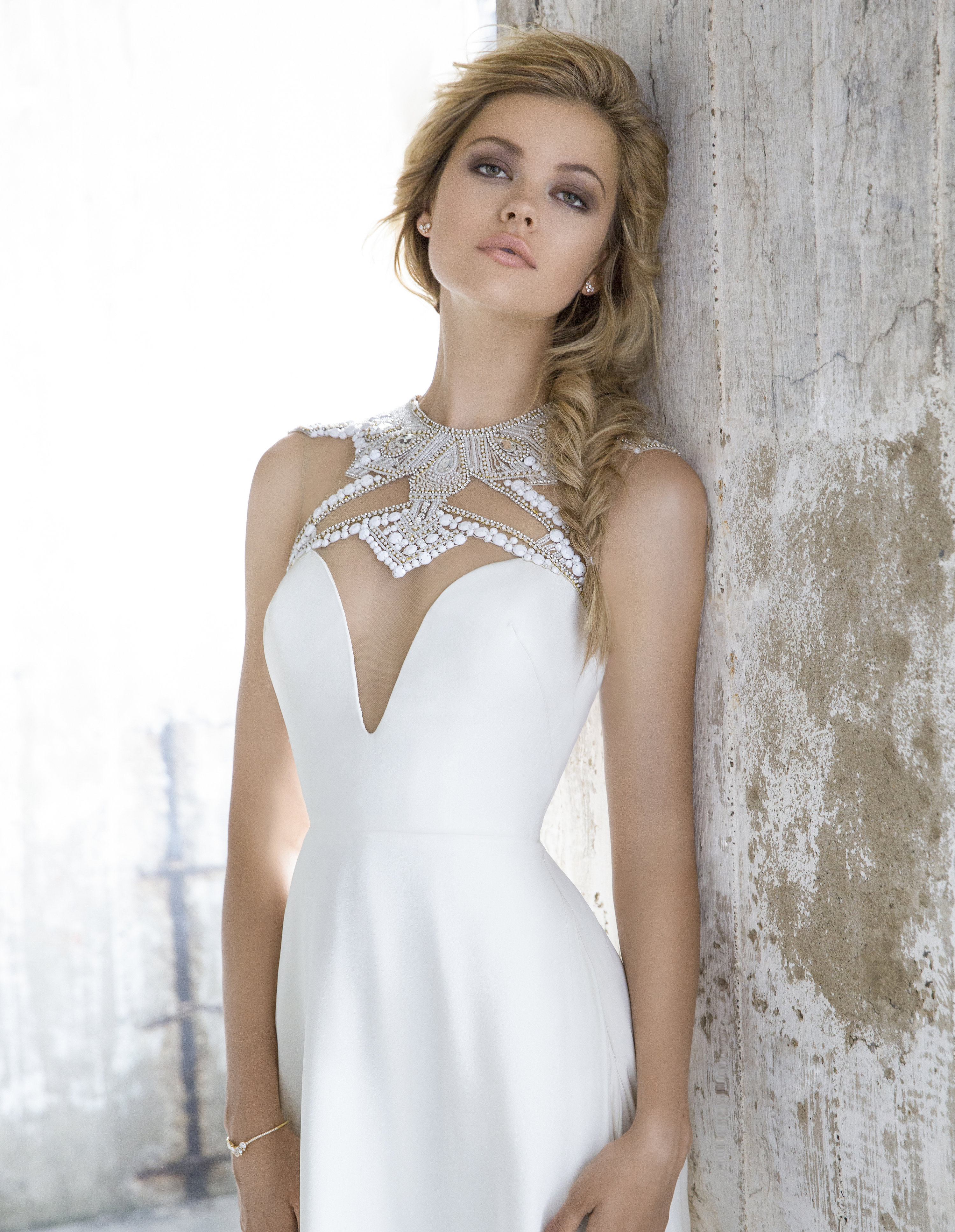 Bridal gowns and wedding dresses by jlm couture style 6759 cleo style 6759 ad shot jlm pinterest icon ombrellifo Images