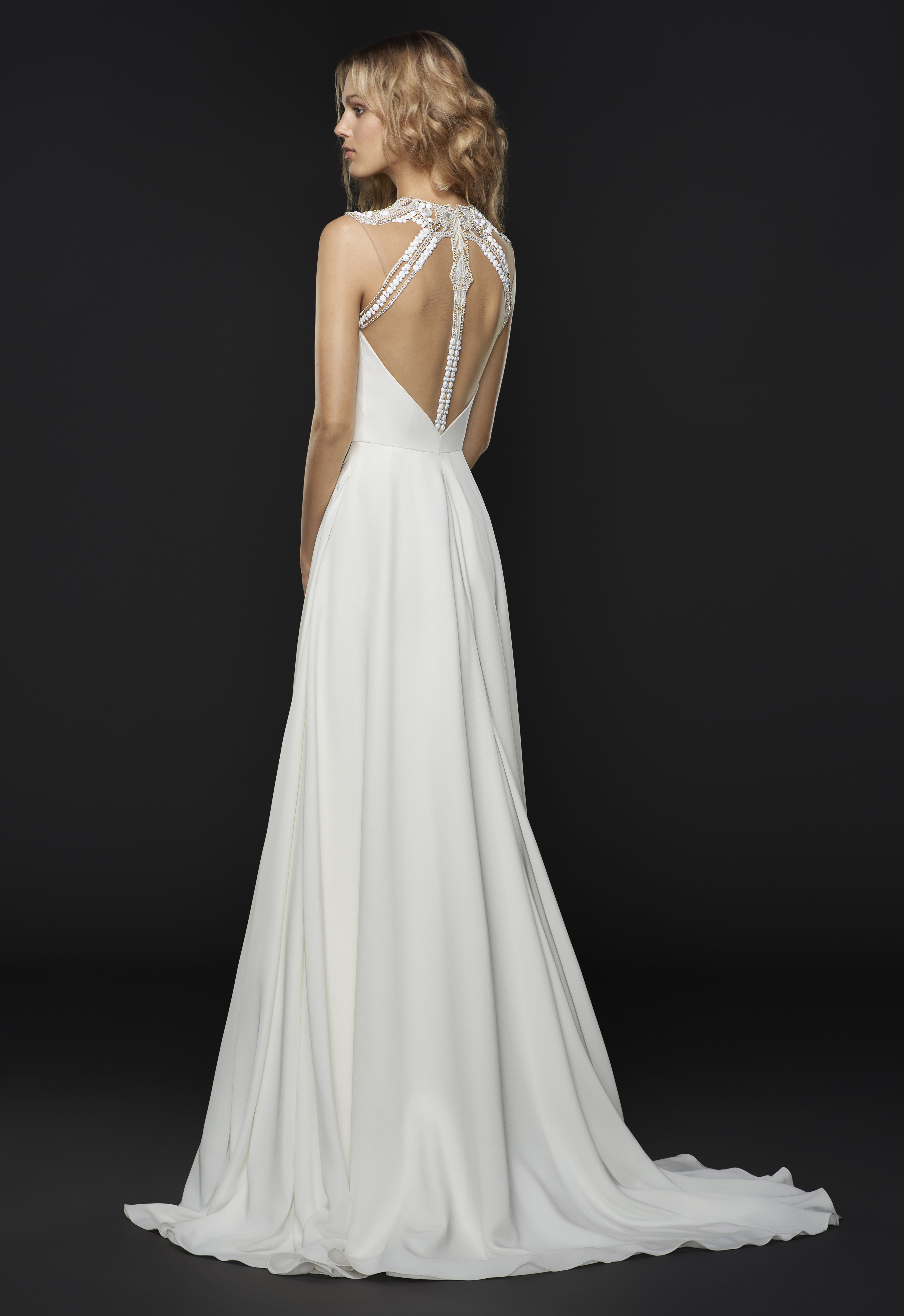 Bridal Gowns and Wedding Dresses by JLM Couture - Style 6759 Cleo
