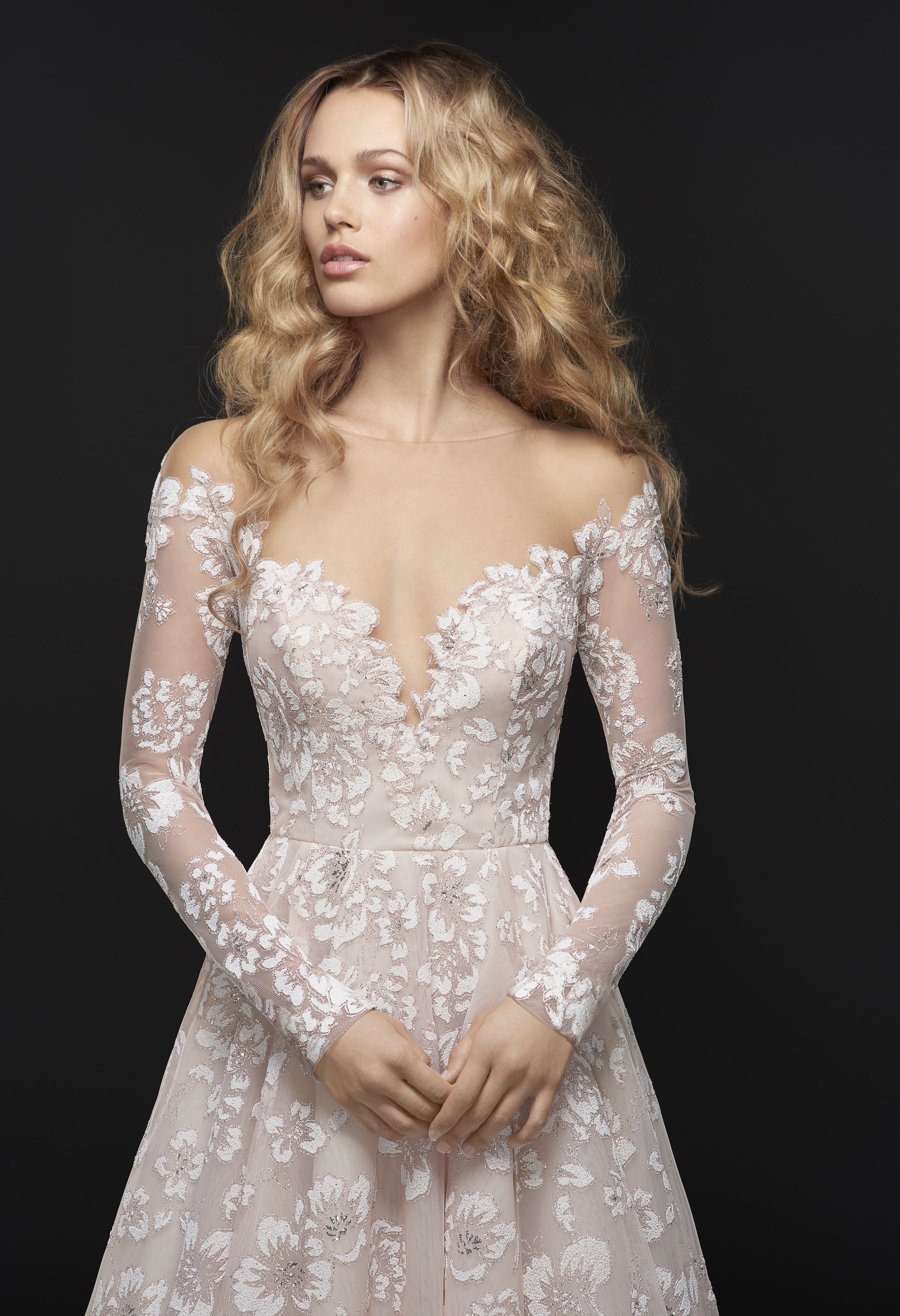 Hayley Paige Style 6761 Stevie Bridal Gown