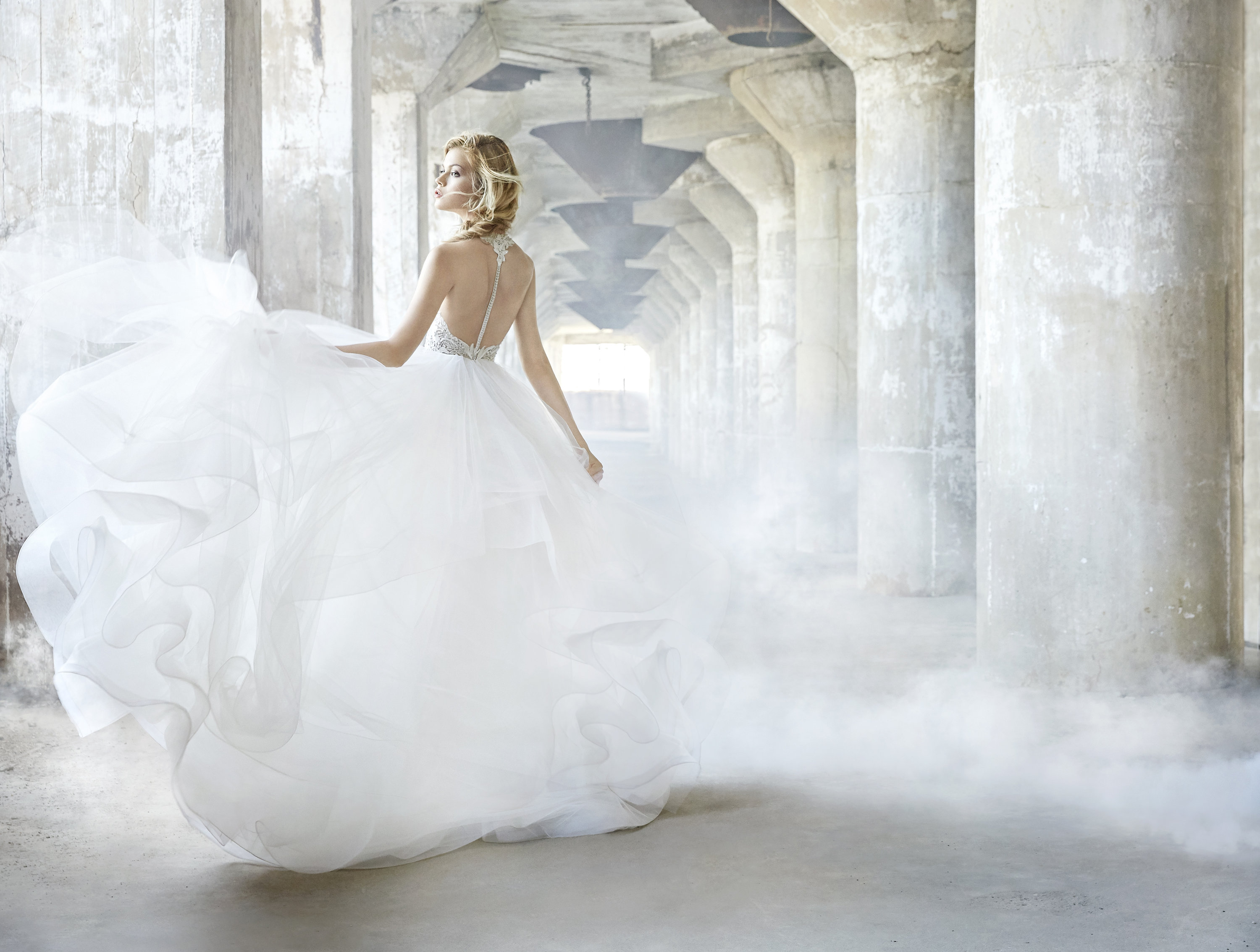 Bridal Gowns and Wedding Dresses by JLM Couture - Style 6763 Jax