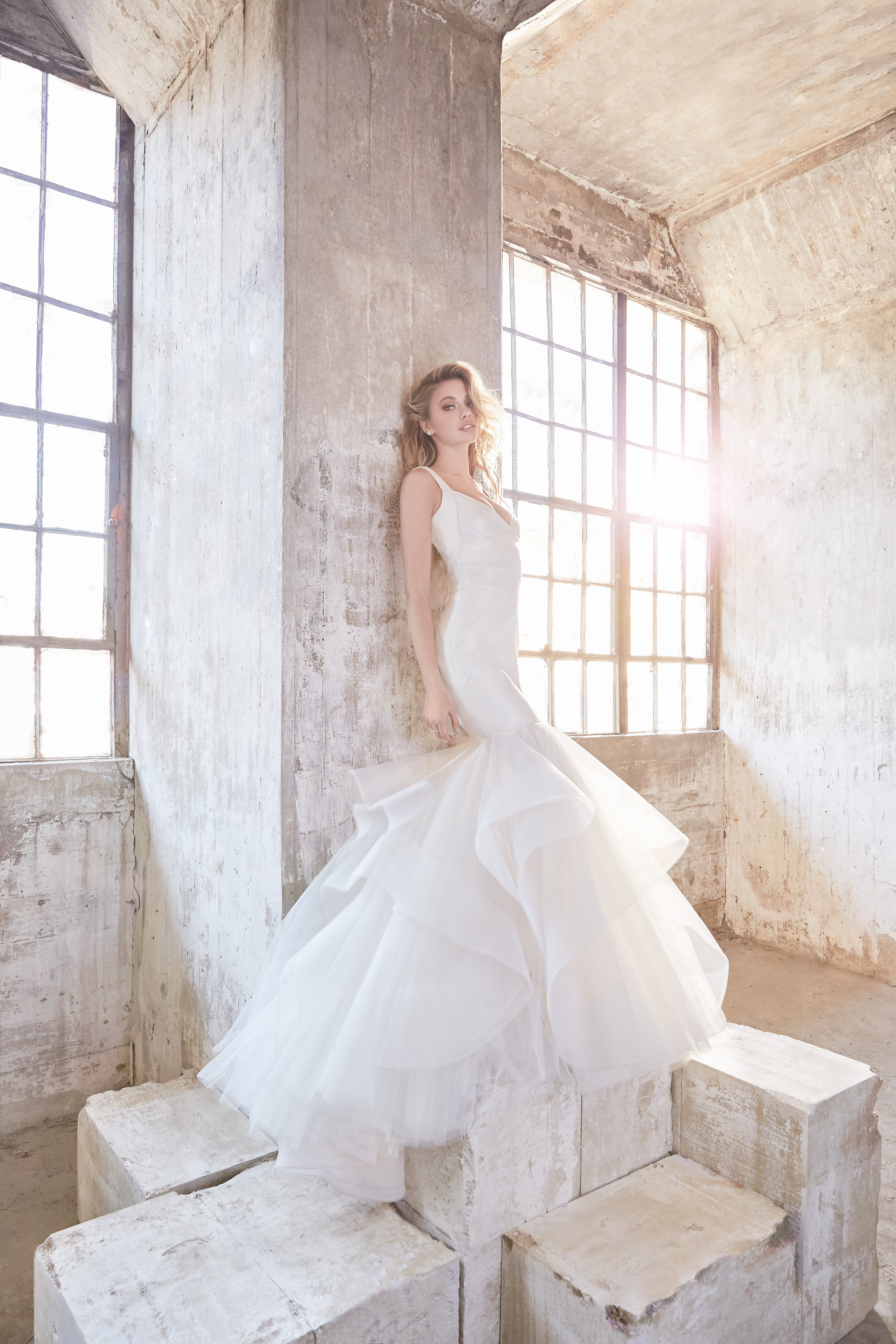 Bridal Gowns And Wedding Dresses By Jlm Couture Style 6802 Glazer