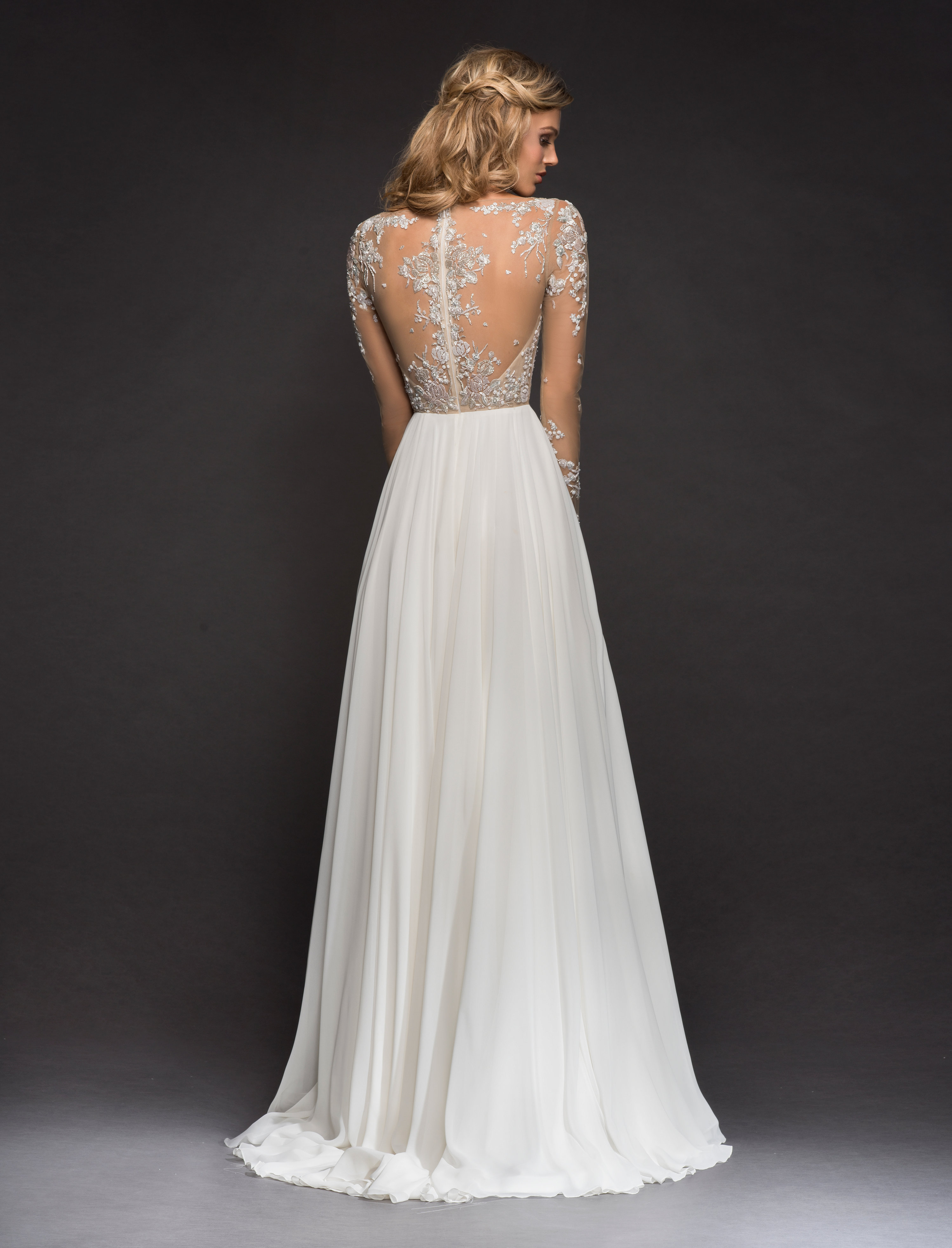 Bridal Gowns and Wedding Dresses by JLM Couture - Style 6807 Pascal