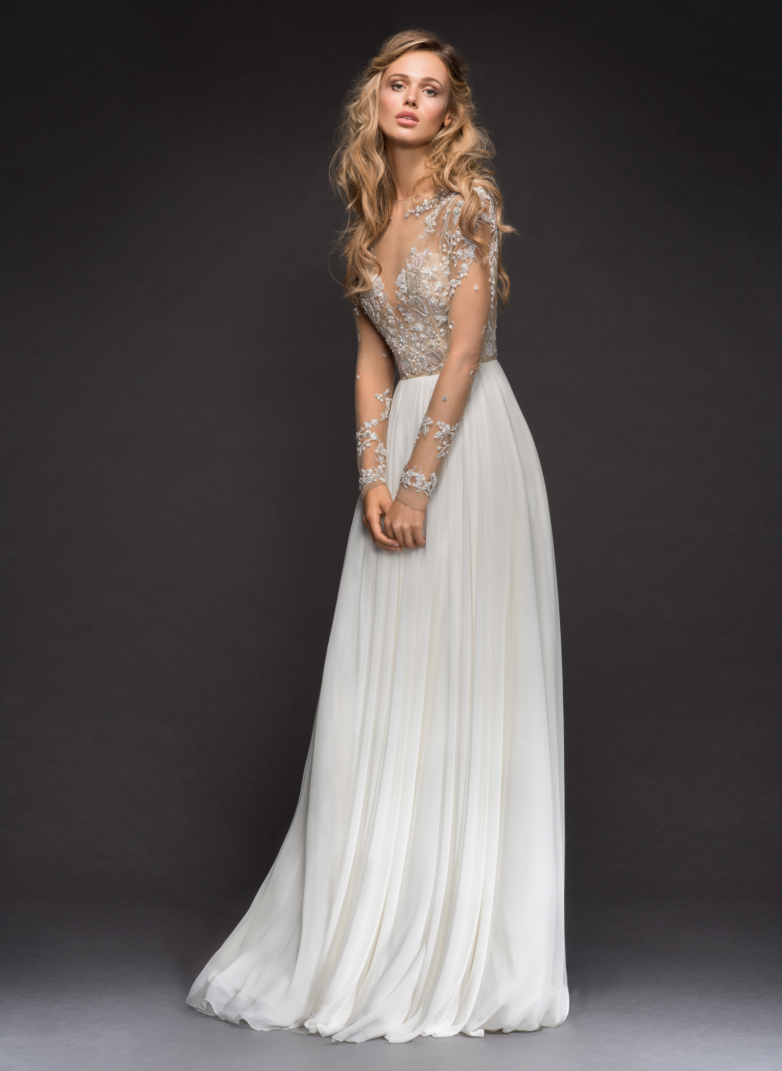 Bridal Gowns And Wedding Dresses By Jlm Couture Style 6807 Pascal