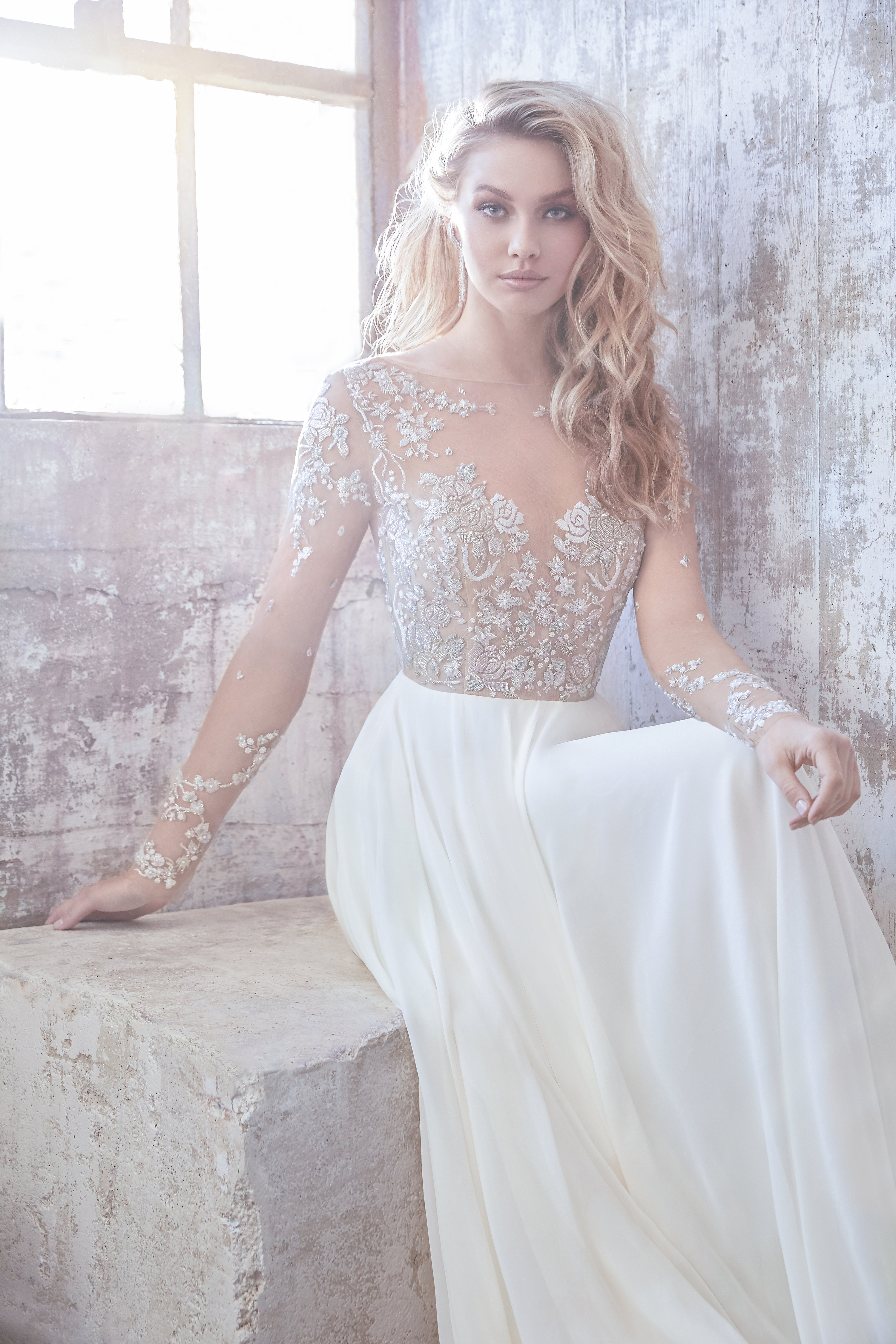 wedding gown styles 2018