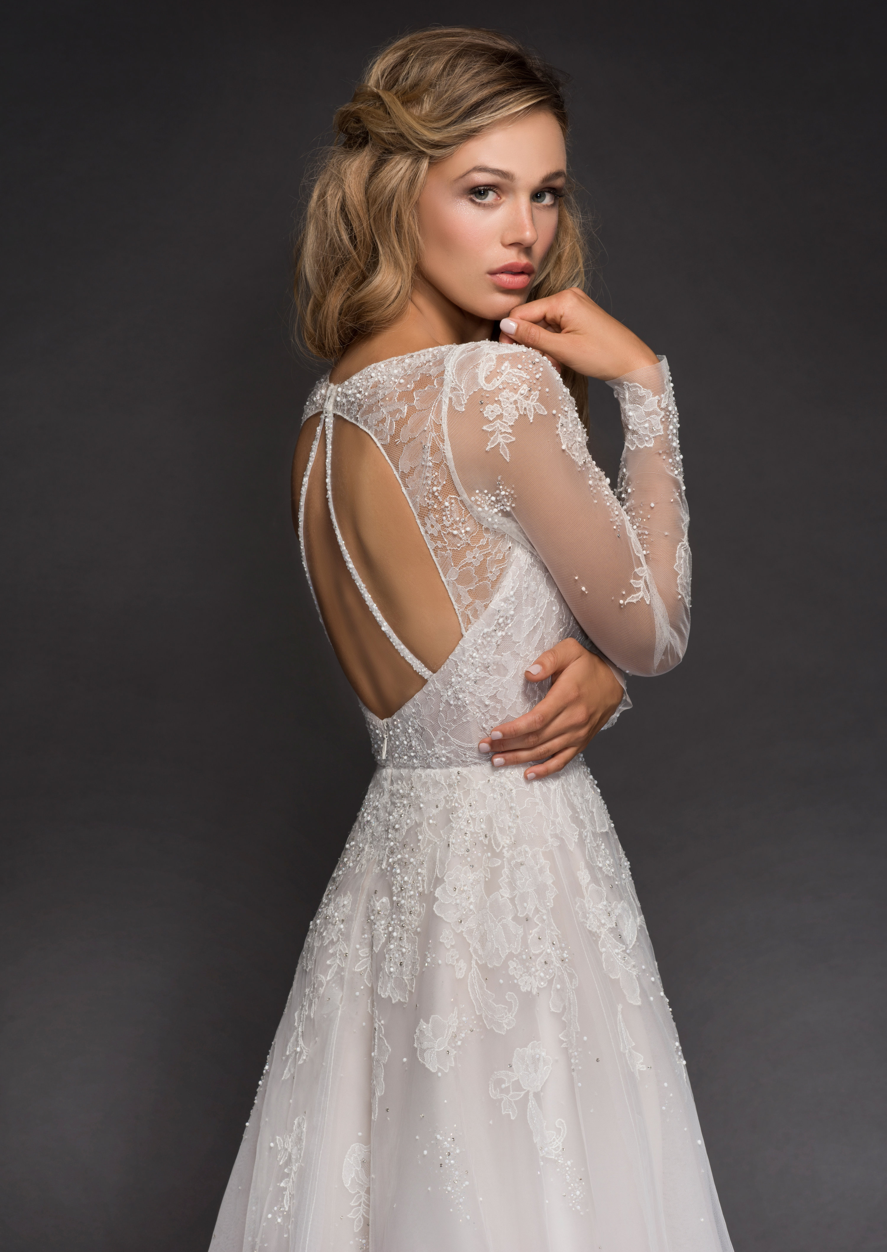 Bridal Gowns and Wedding Dresses by JLM Couture - Style 6808 Mara