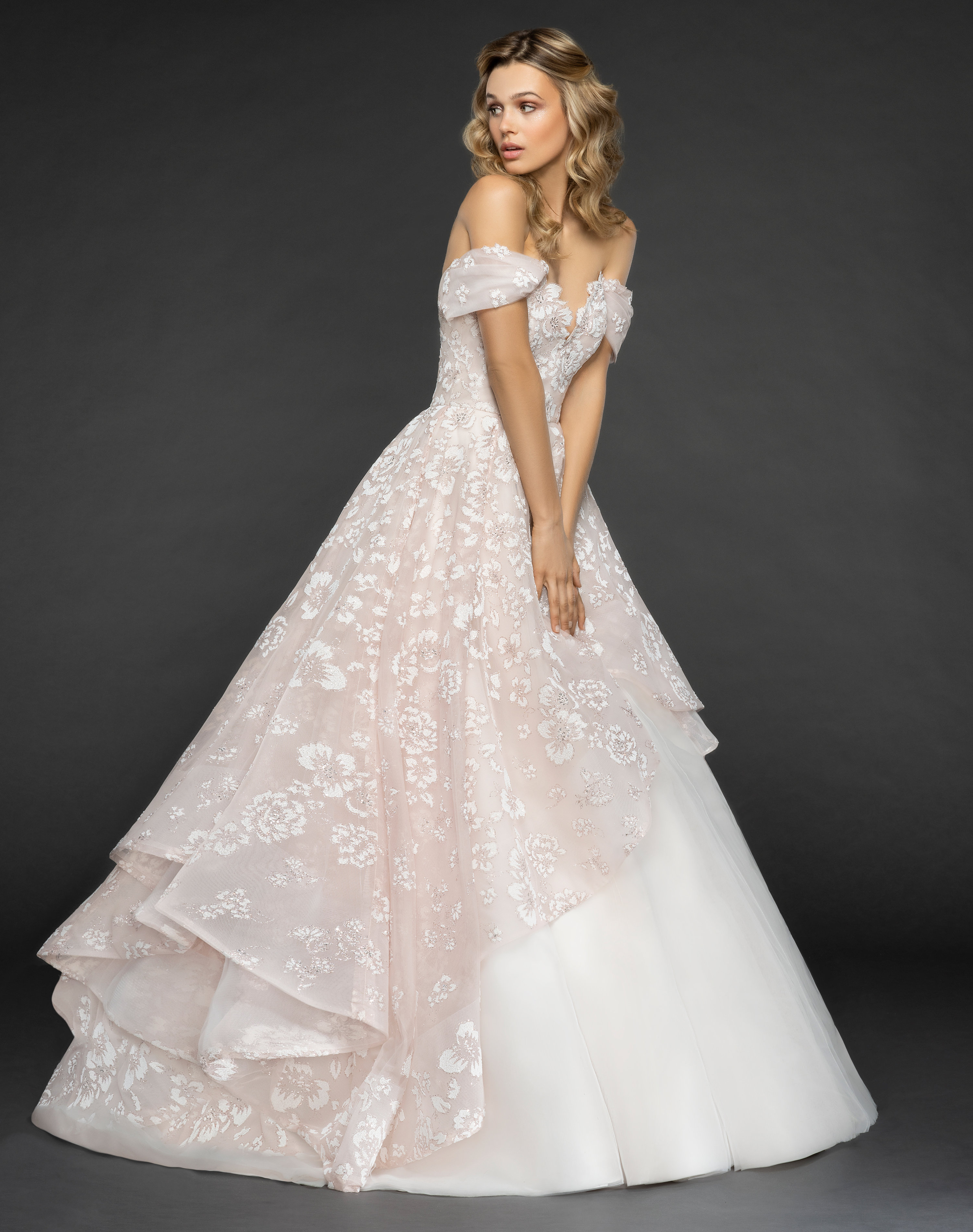 Bridal Gowns and Wedding Dresses by JLM Couture - Style 6860 Lyla