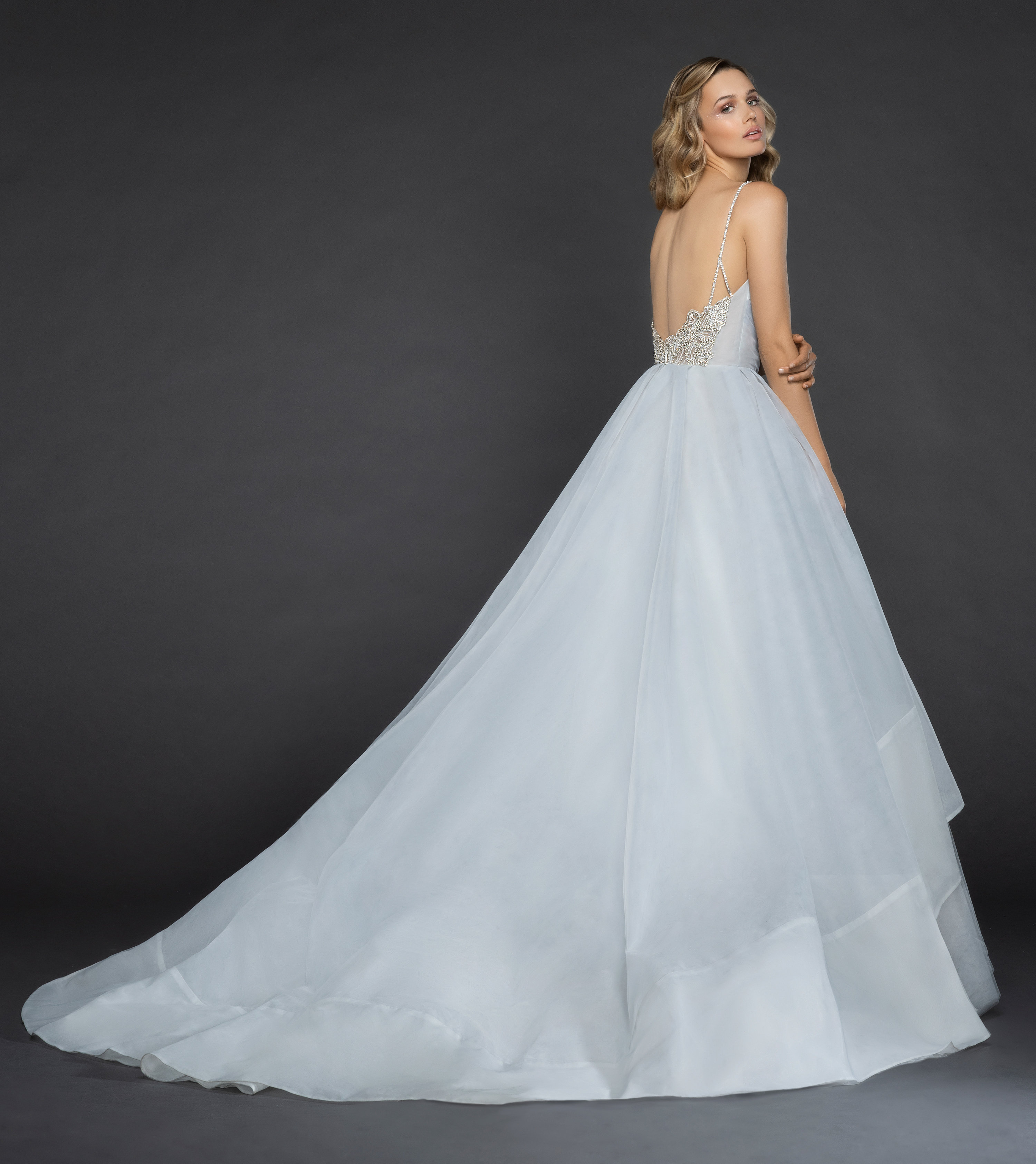 Bridal Gowns and Wedding Dresses by JLM Couture - Style 6862 Billie