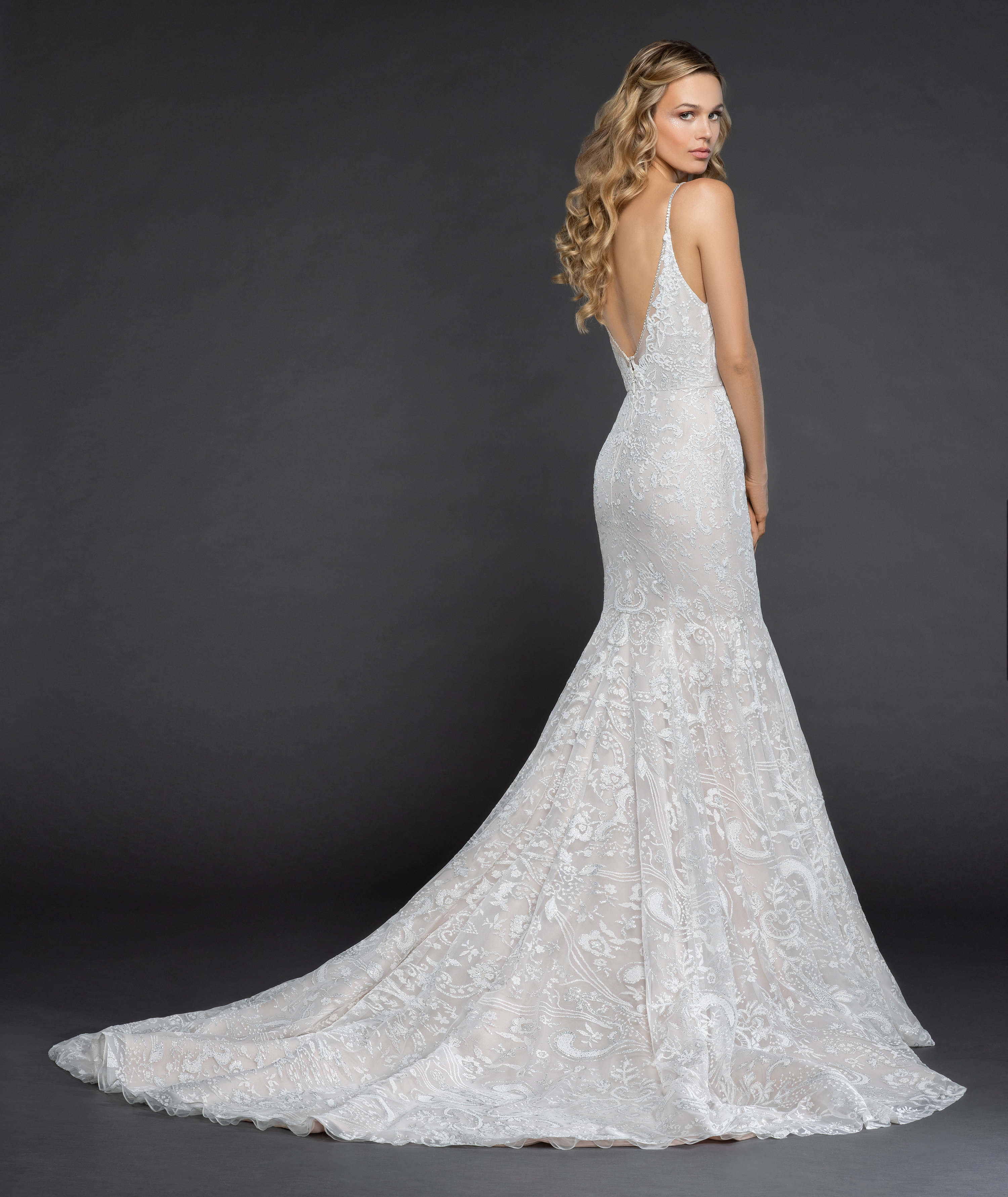 Bridal Gowns and Wedding Dresses by JLM Couture - Style 6865 Haruki