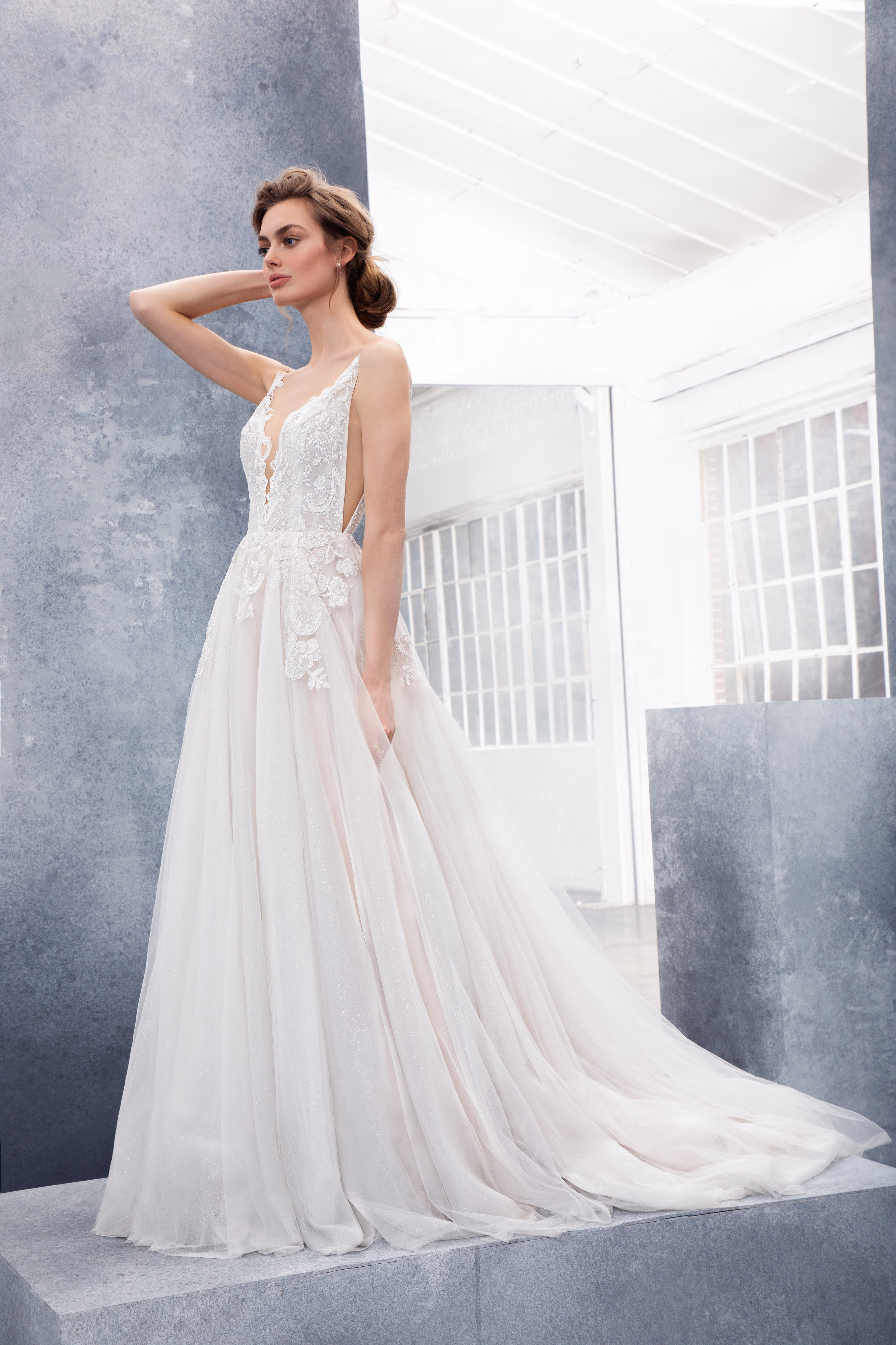 ce795fde01b4 Bridal Gowns and Wedding Dresses by JLM Couture - Style 6904 Nash