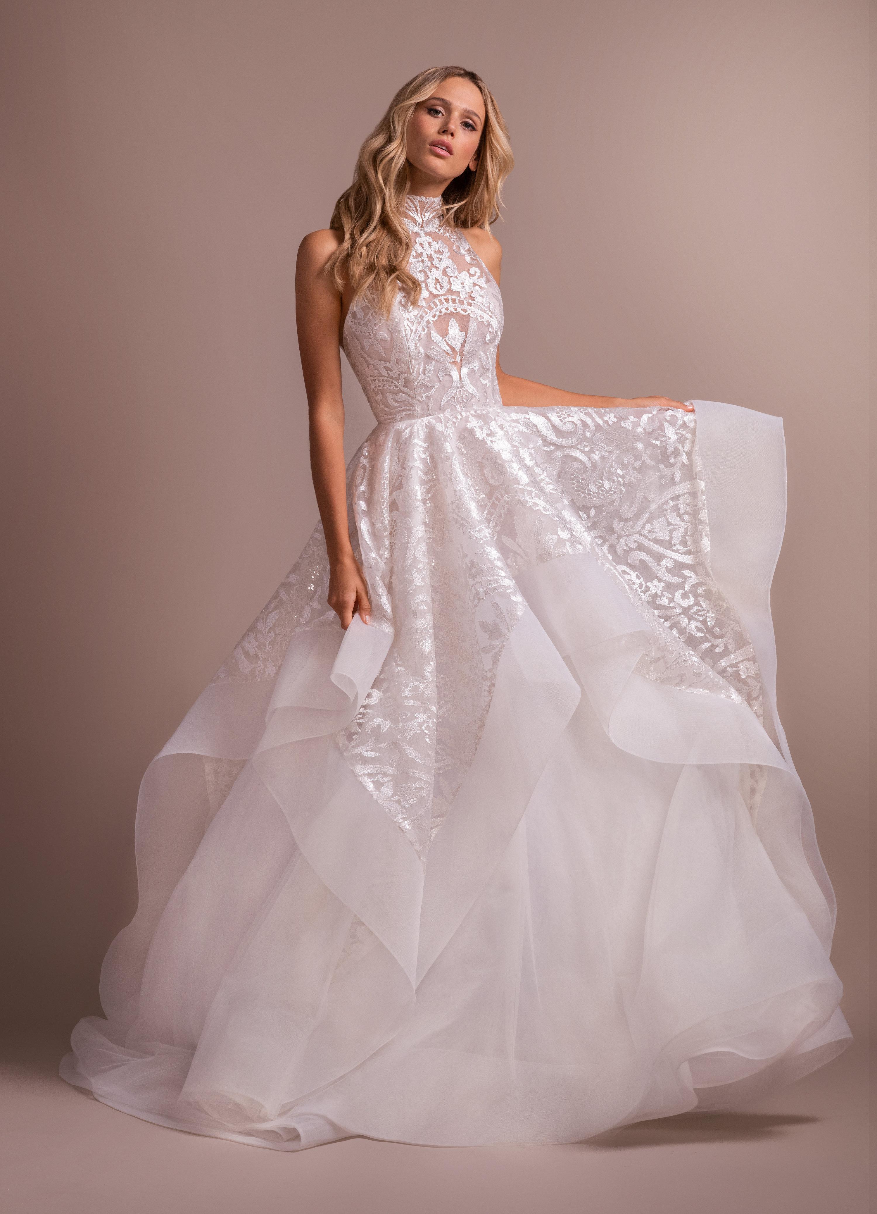 Wedding Dress Designer Hayley Paige Tells Us How to Pick