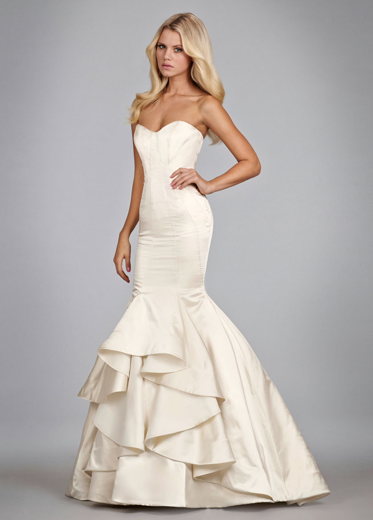 Bridal Gowns and Wedding Dresses by JLM Couture Style 6408