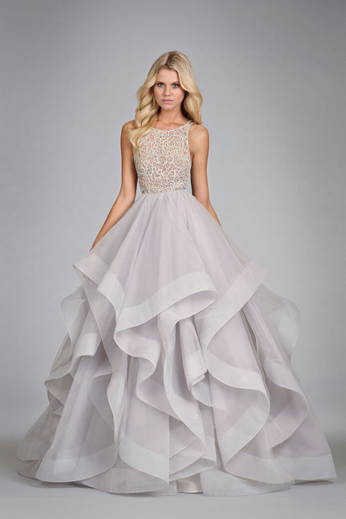 Betere Lavender Crystal Wedding Dresses Pictures – Fashion dresses EM-15