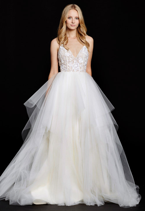 Bridal Gowns and Wedding Dresses by JLM Couture - Style 6560