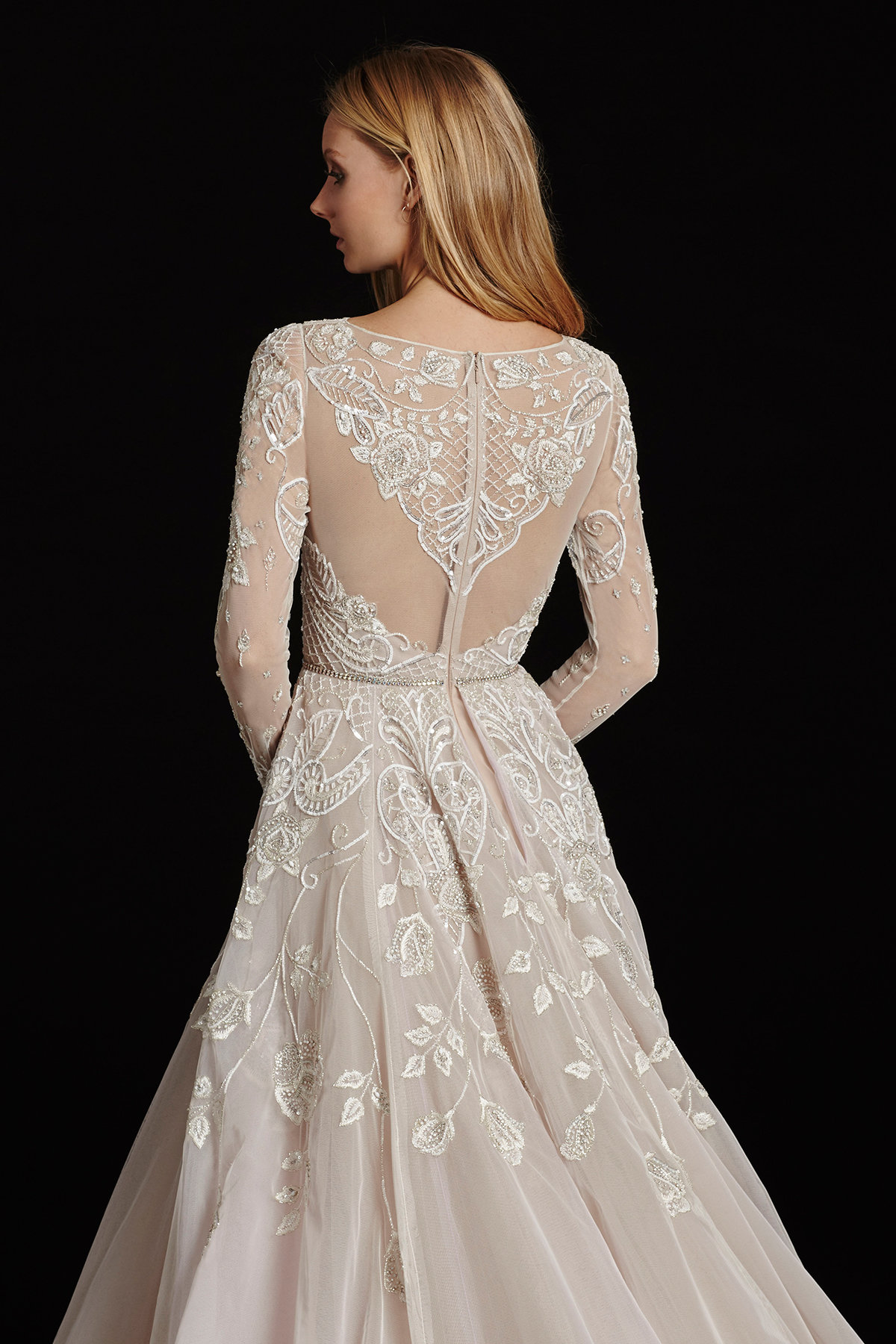 Hayley Paige Style 6600 Bridal Gown