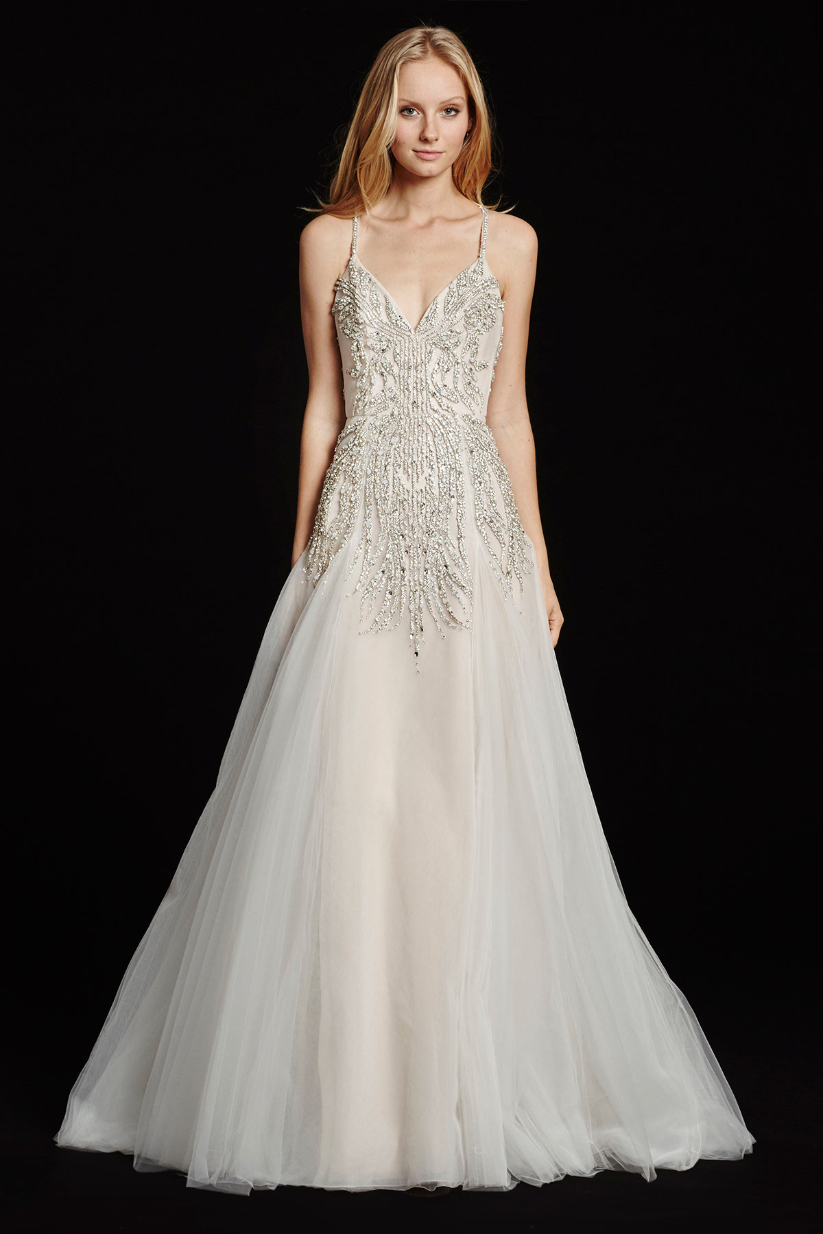 Bridal Gowns and Wedding Dresses by JLM Couture - Style 6608