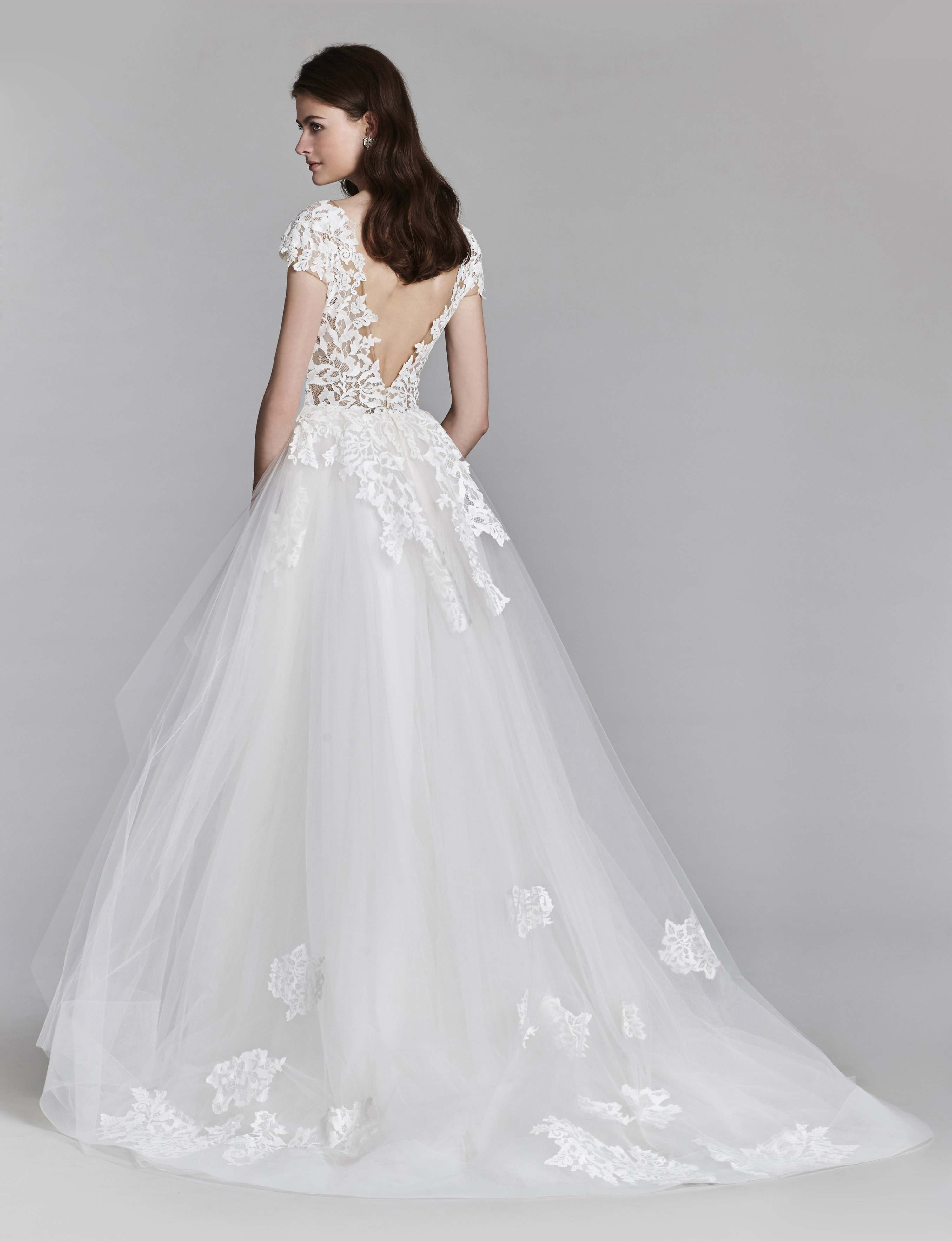Jim Heljm Wedding Dresses.Bridal Gowns And Wedding Dresses By Jlm Couture Style 8710