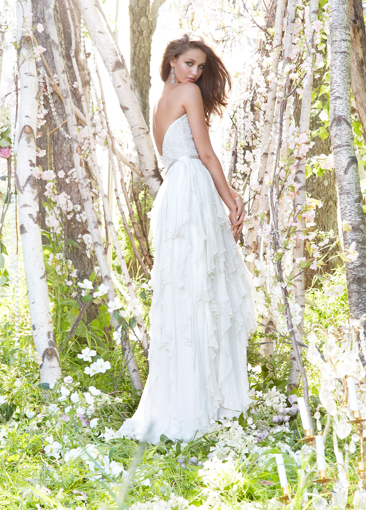 Bridal Gowns and Wedding Dresses by JLM Couture Style 8353