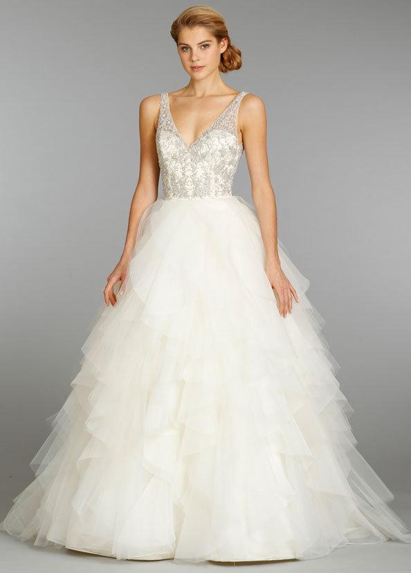 Jim Hjelm Organza Bridesmaid Dresses
