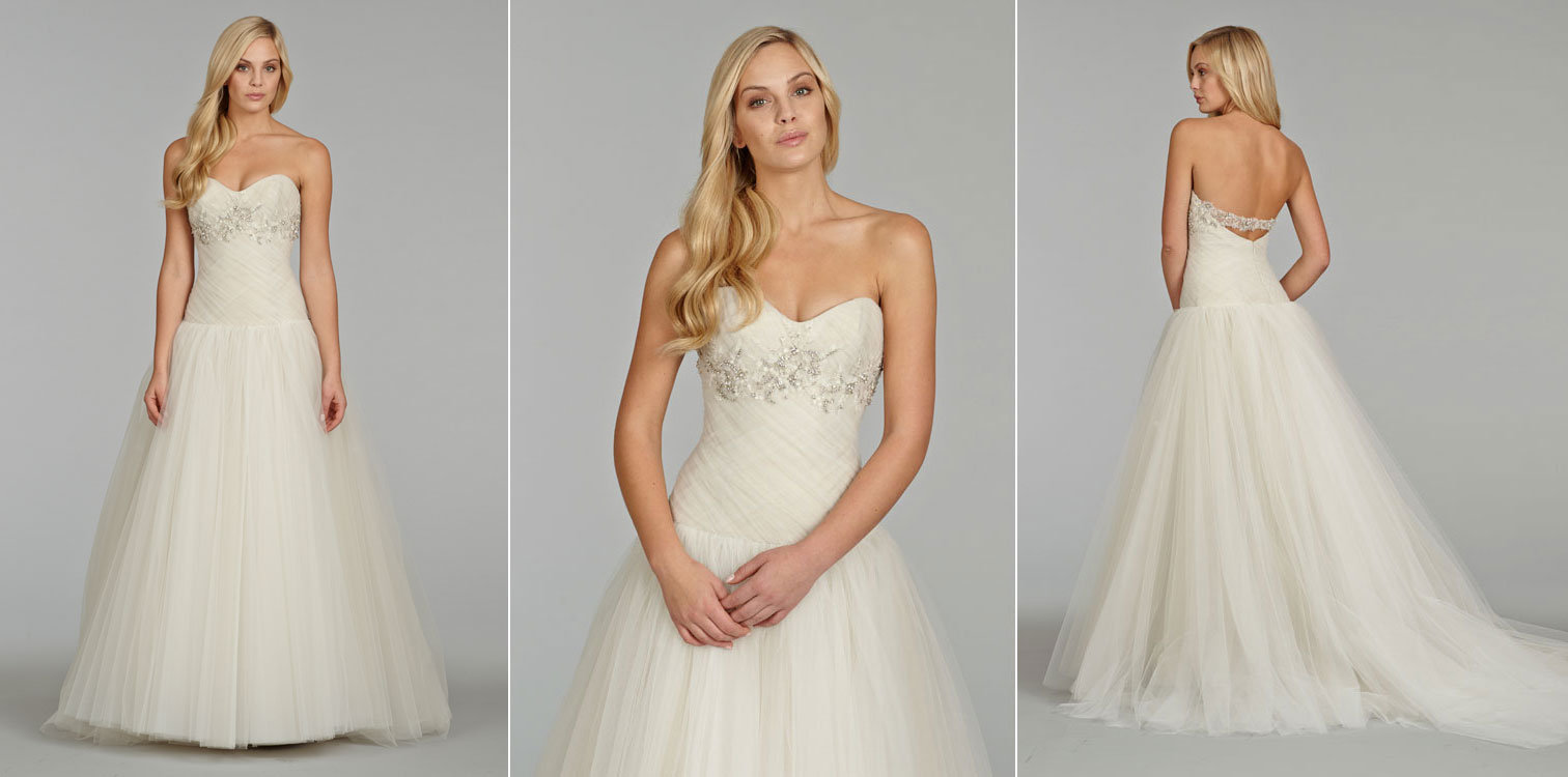 Bridal Gowns and Wedding Dresses by JLM Couture - Style 8401